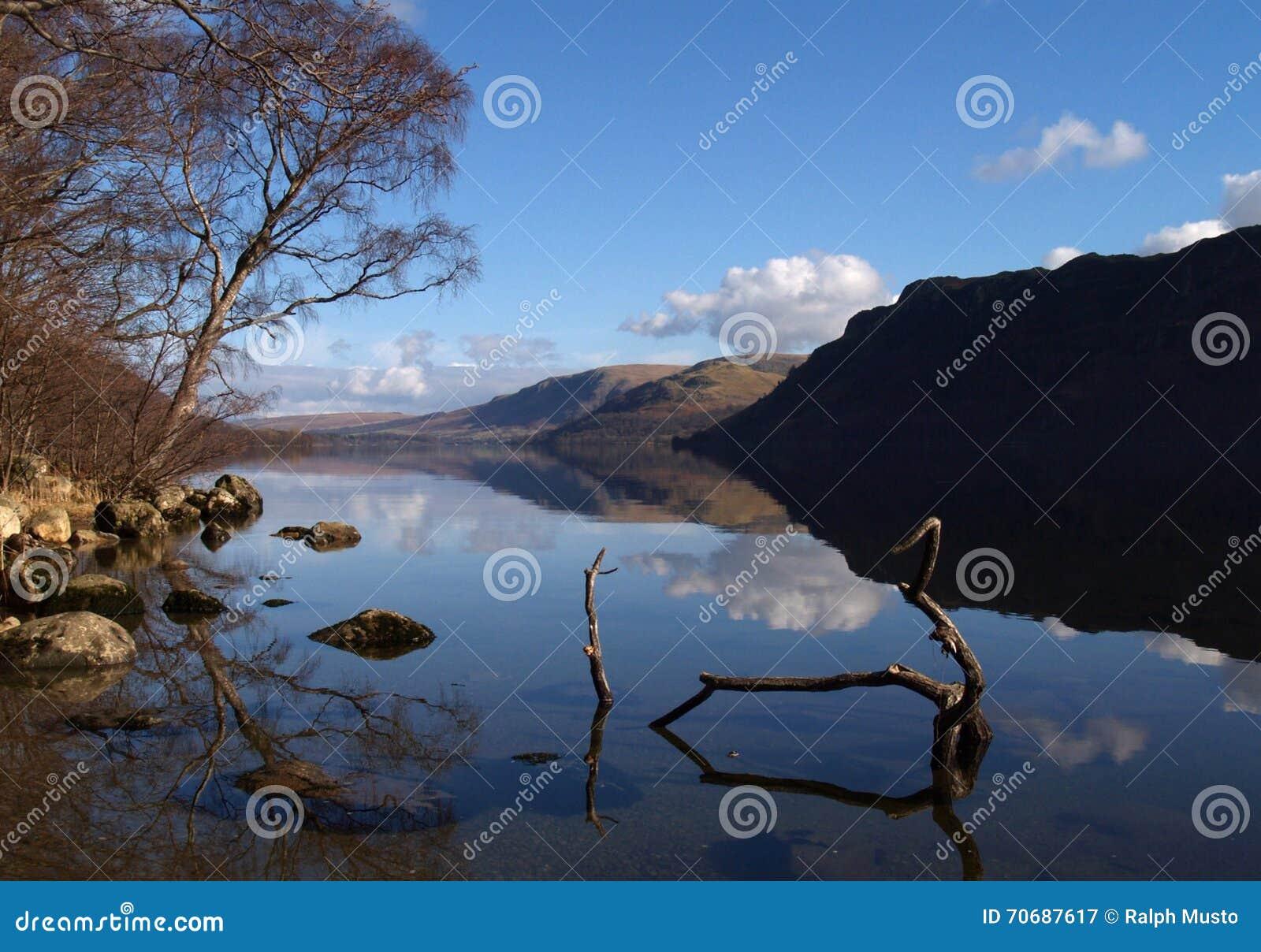 Η αγγλική περιοχή λιμνών