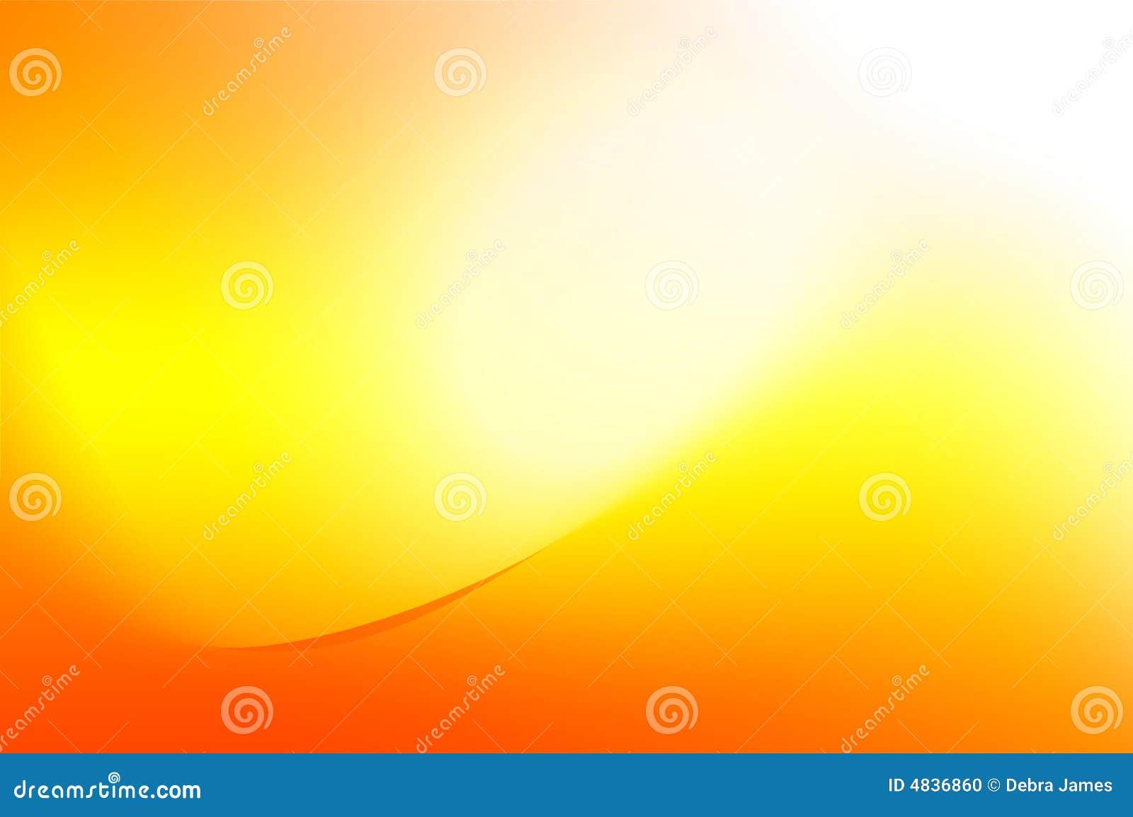 η ανασκόπηση κάμπτει το πορτοκάλι κίτρινο
