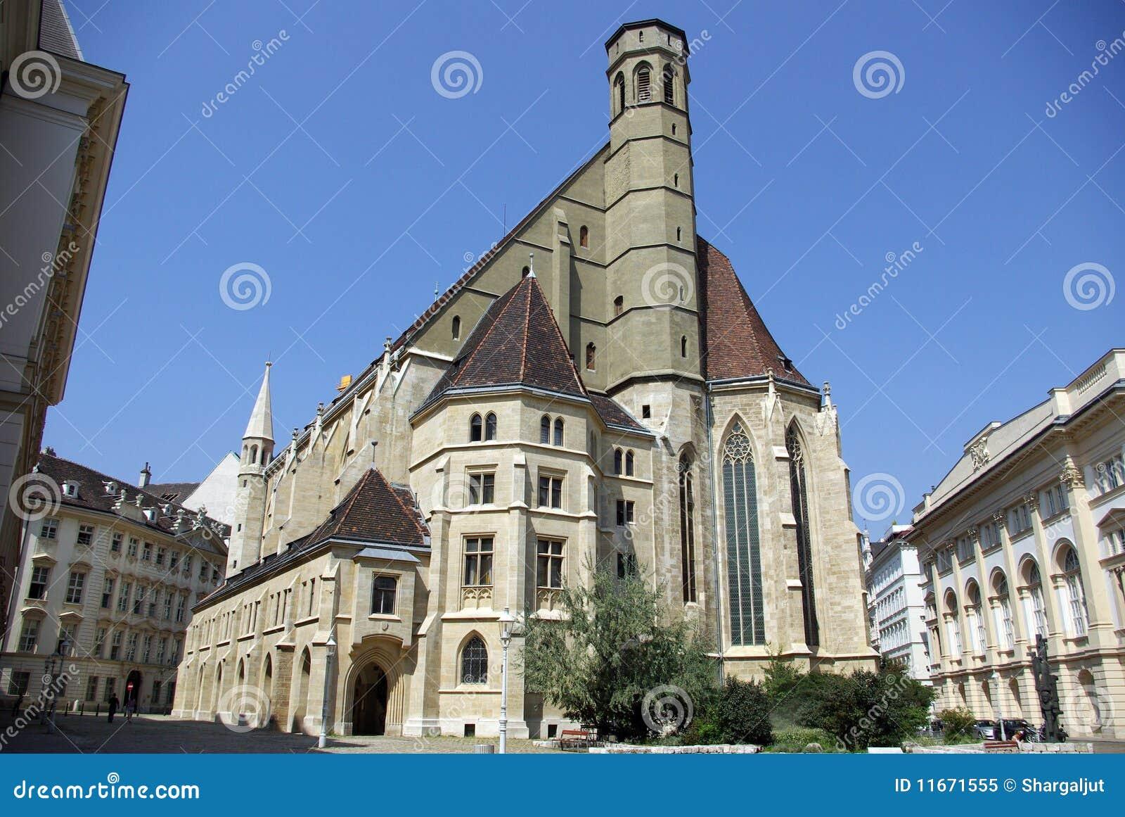 η Αυστρία minoritenkirche