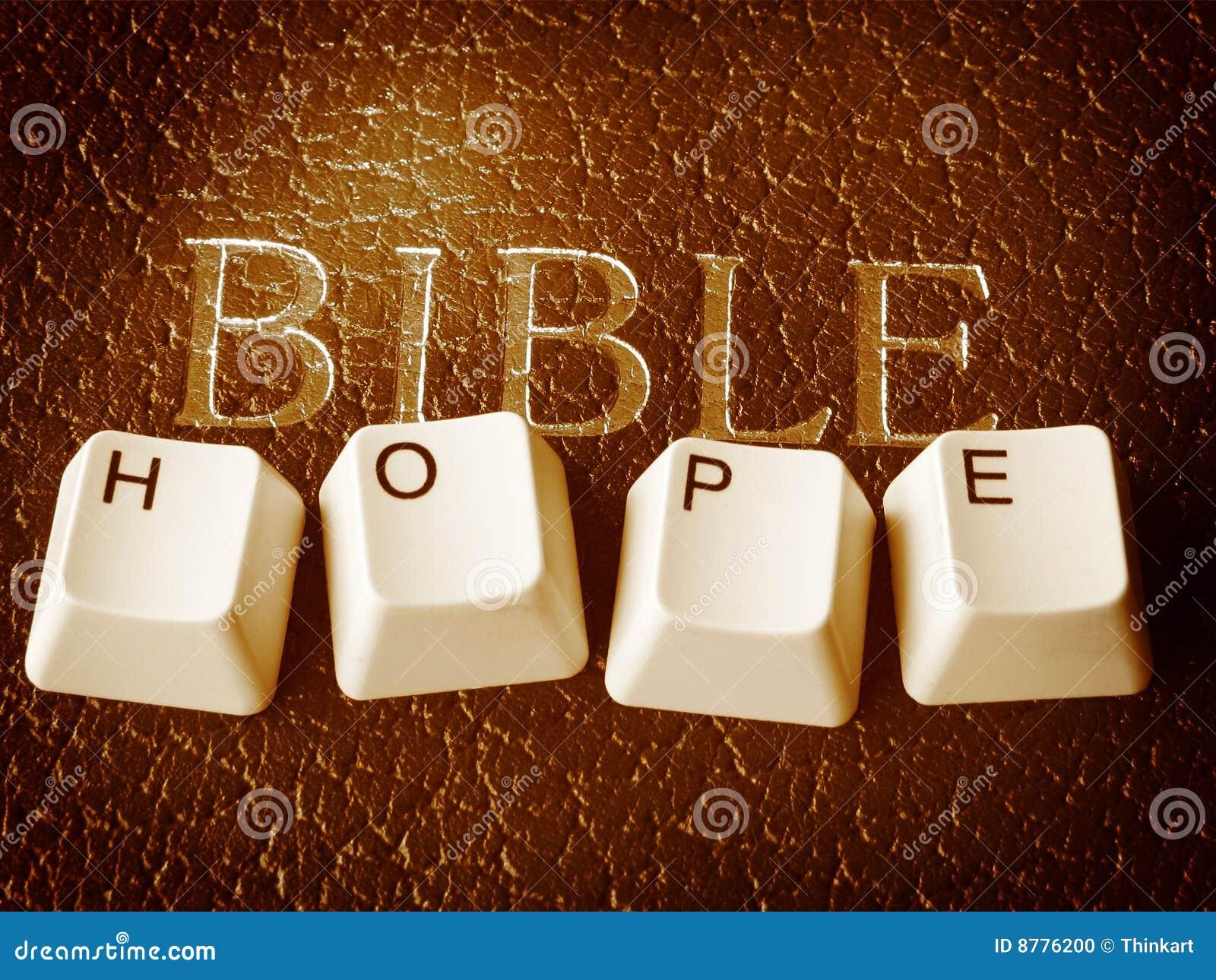 η Βίβλος δίνει την ελπίδα