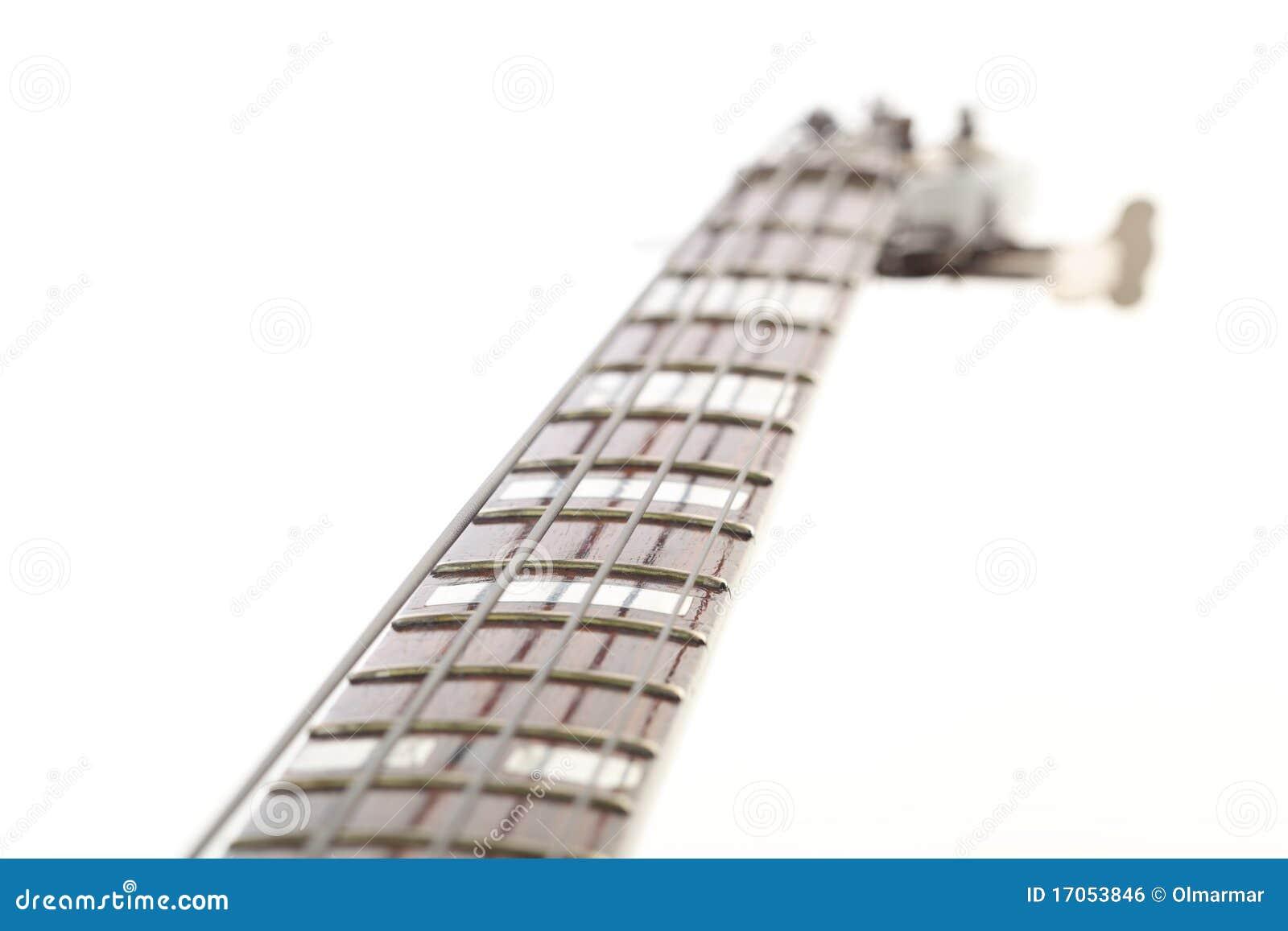 η βαθιά κιθάρα απομόνωσε τ&omi