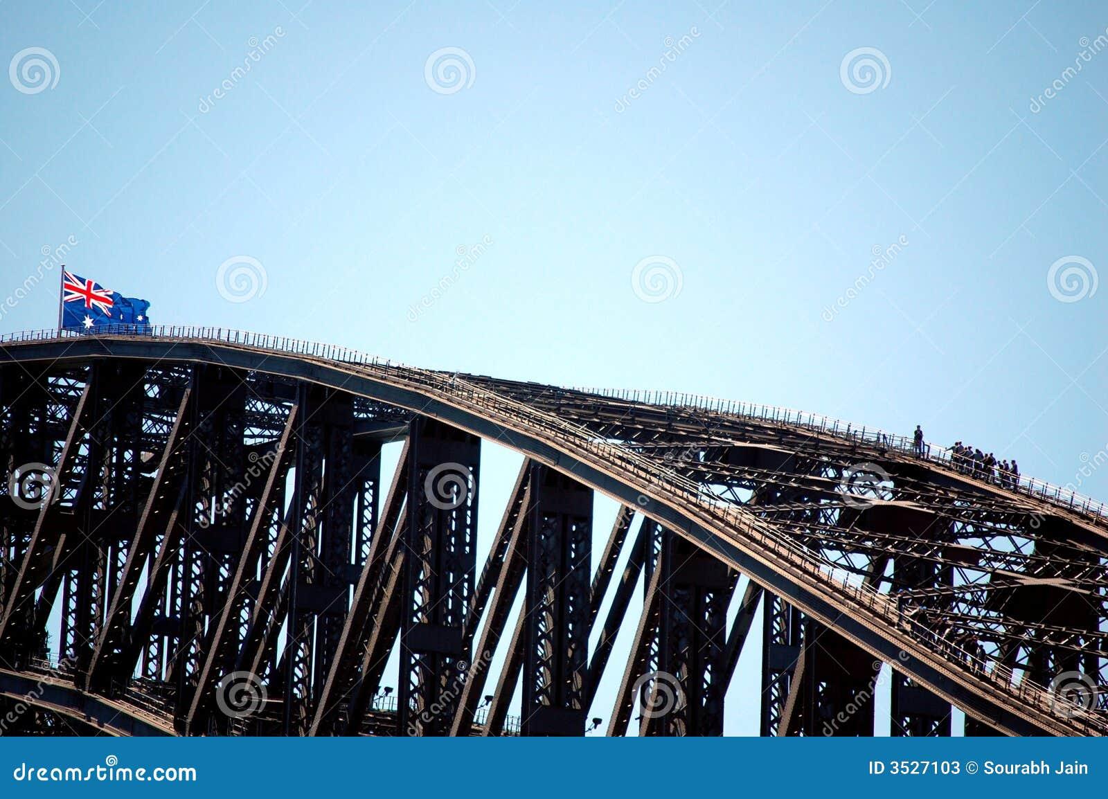 η γέφυρα αναρριχείται