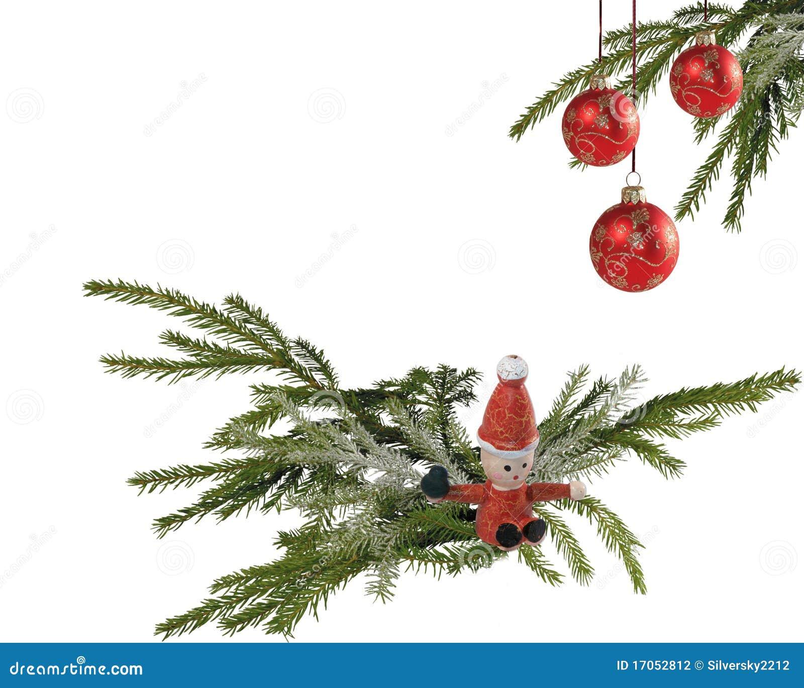 η διακόσμηση Χριστουγένν&omeg