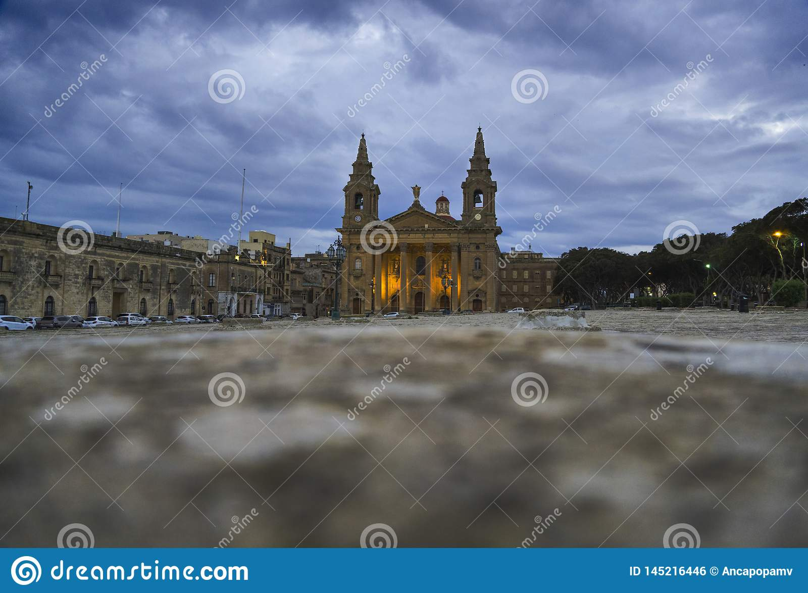 Η εκκλησία κοινοτήτων Αγίου Publius ή εκκλησία κοινοτήτων Floriana