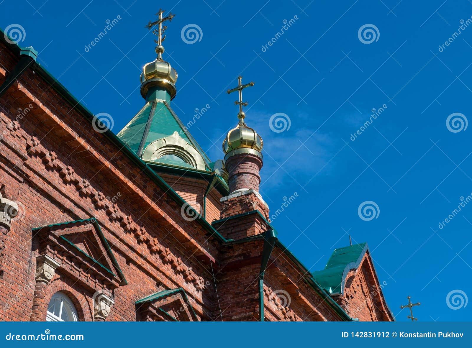 Θόλοι εκκλησιών