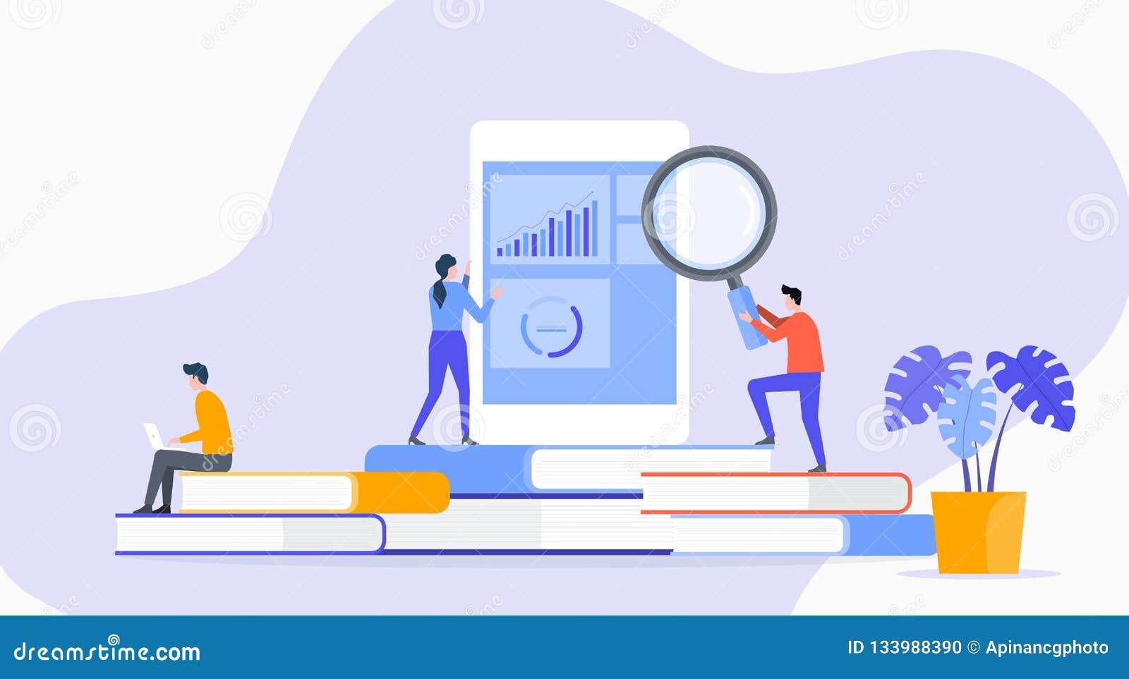 Η επίπεδη έρευνα επιχειρηματικής εφαρμογής τεχνολογίας απεικόνισης με την επιχείρηση ανθρώπων αναλύει την ομάδα