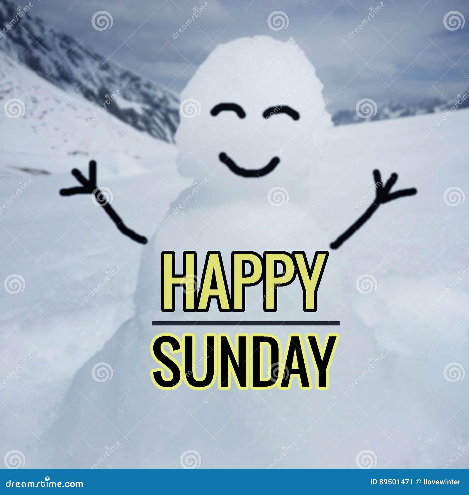 Η ευτυχής Κυριακή Word