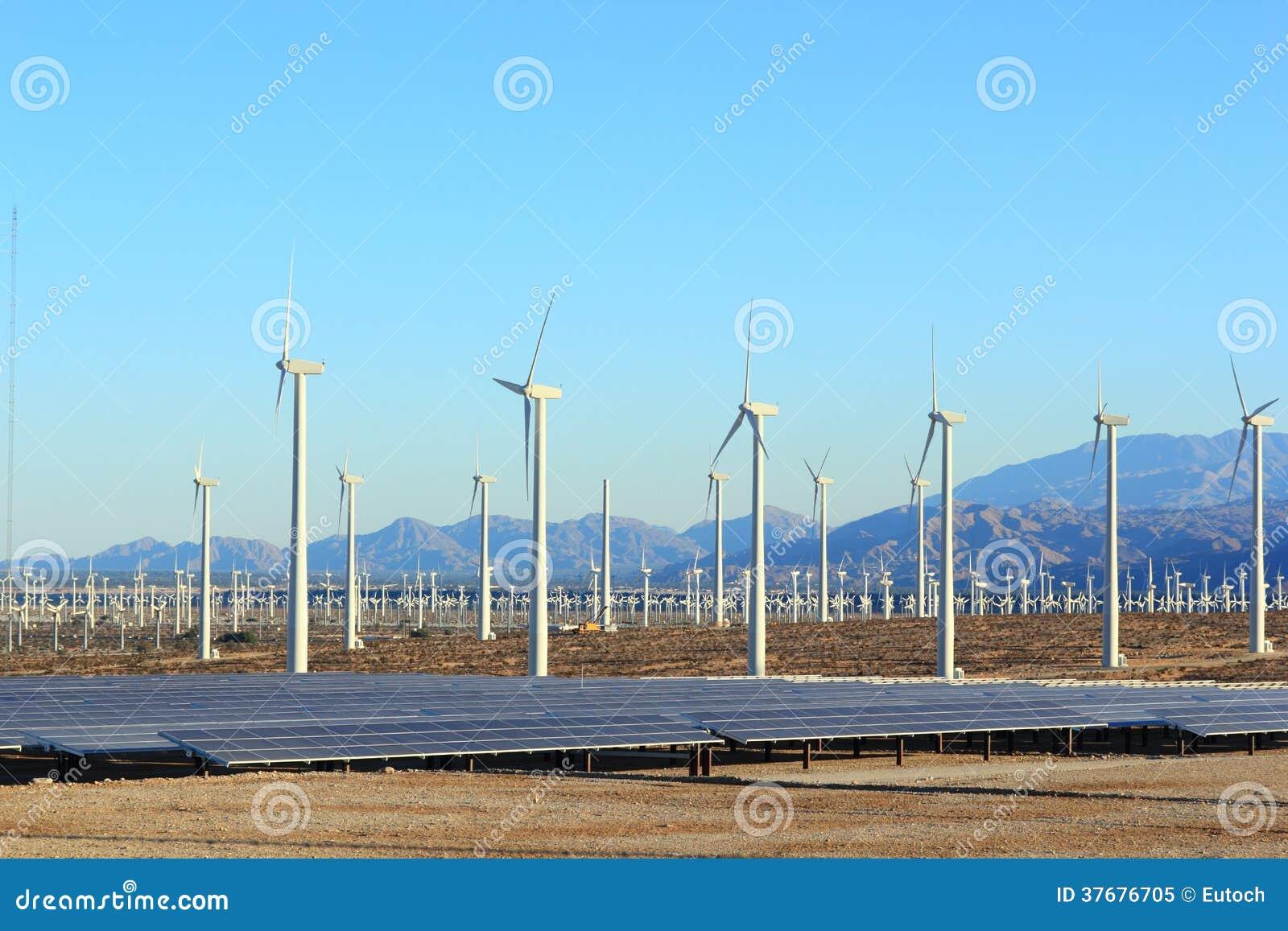 Ηλιακός και αιολική ενέργεια