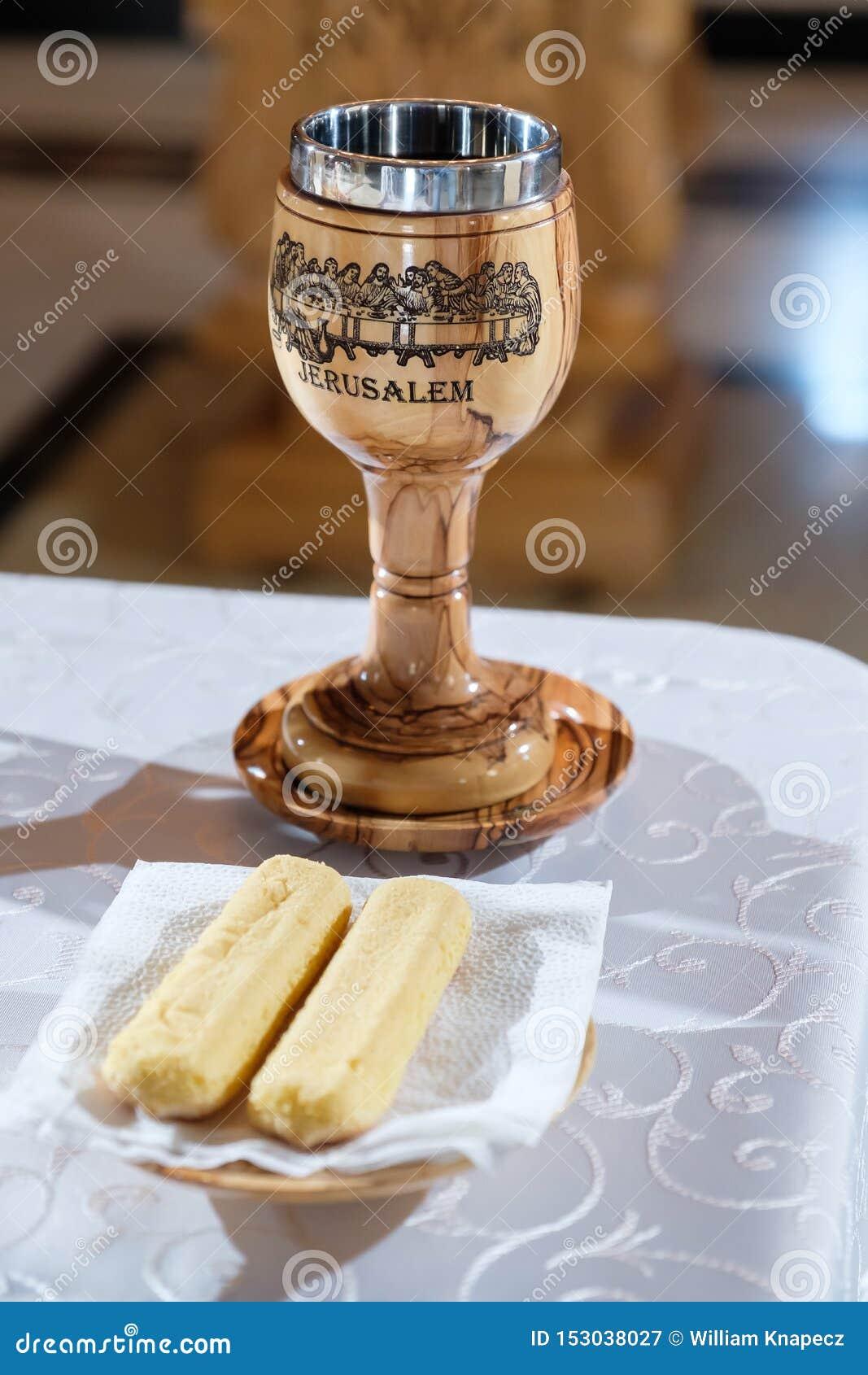 Η Ιερουσαλήμ στο ξύλινο γυαλί