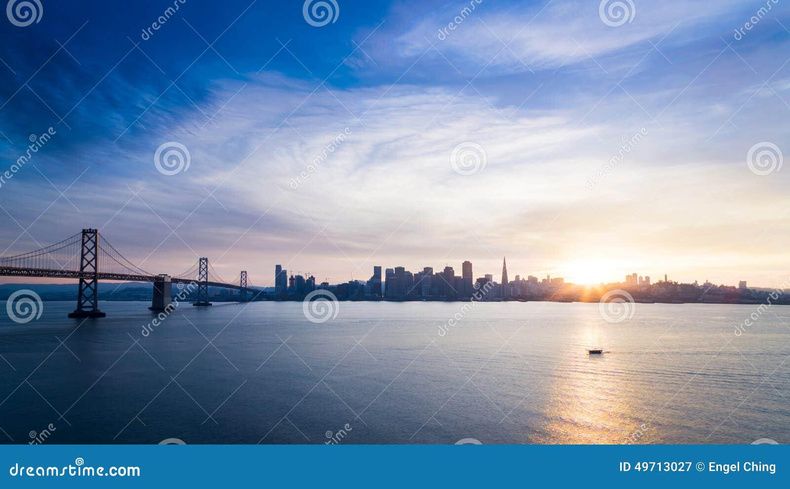 ηλιοβασίλεμα οριζόντων Francisco SAN
