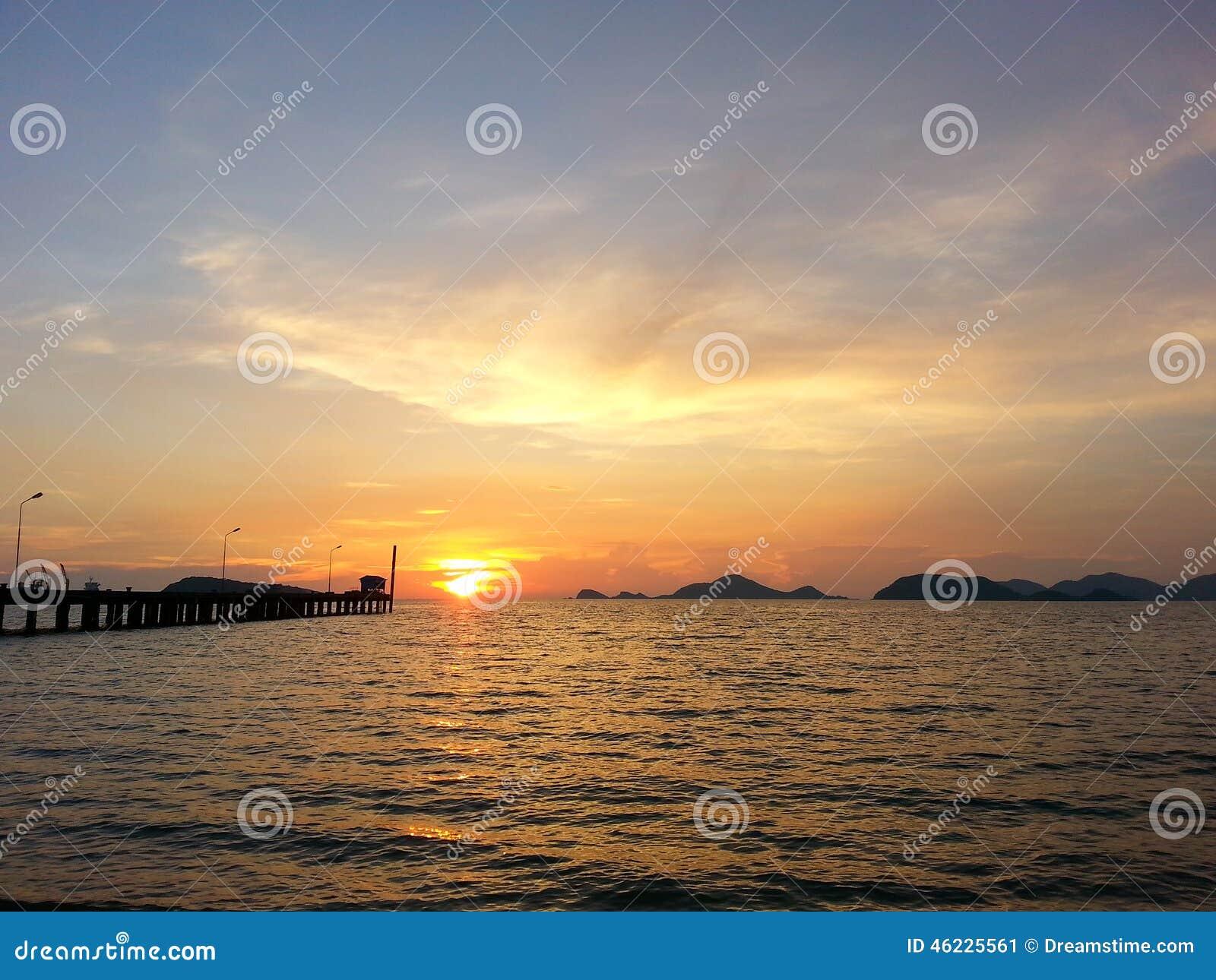 ηλιοβασίλεμα Ταϊλάνδη