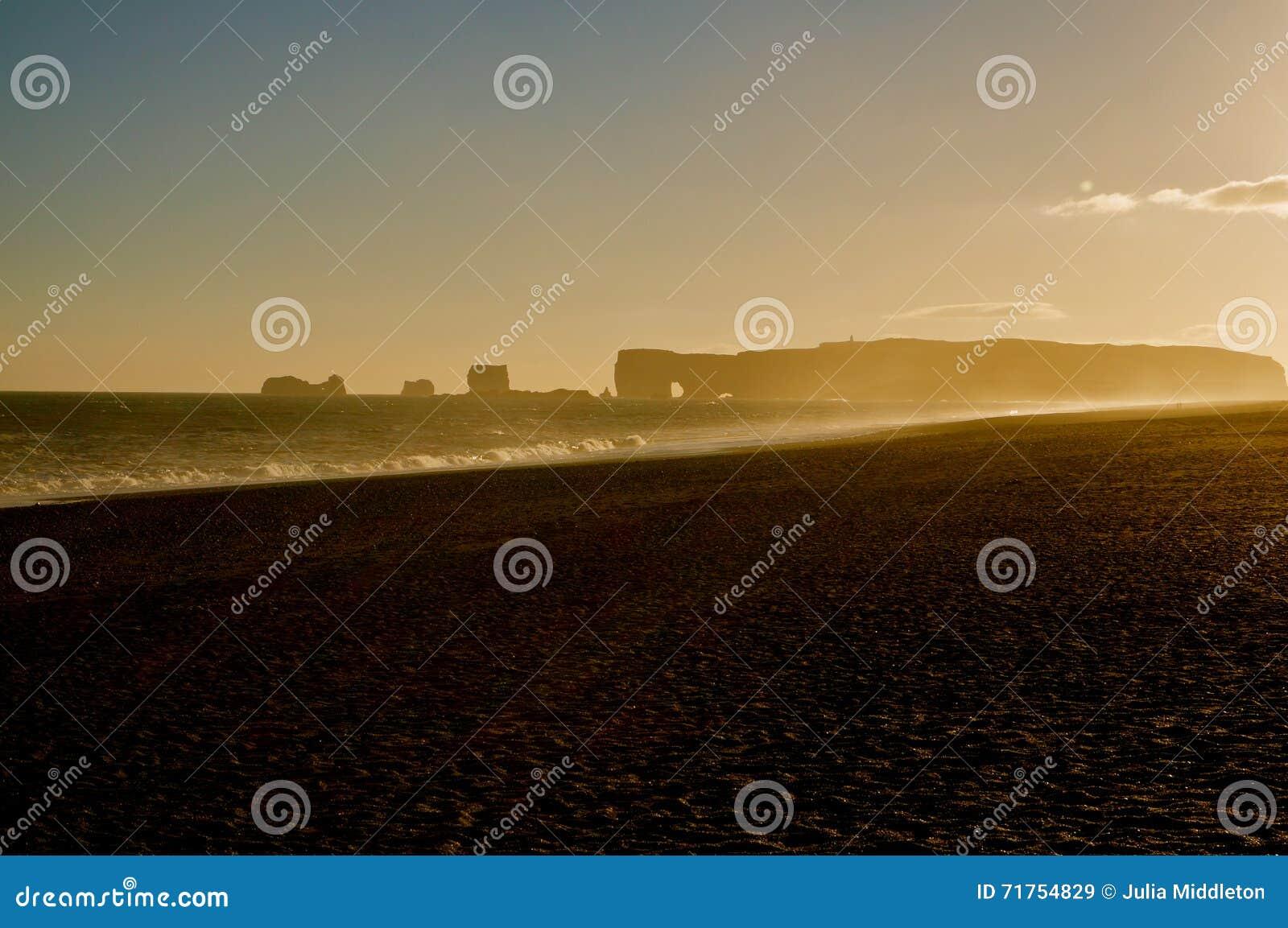 ηλιοβασίλεμα της Ισλαν&