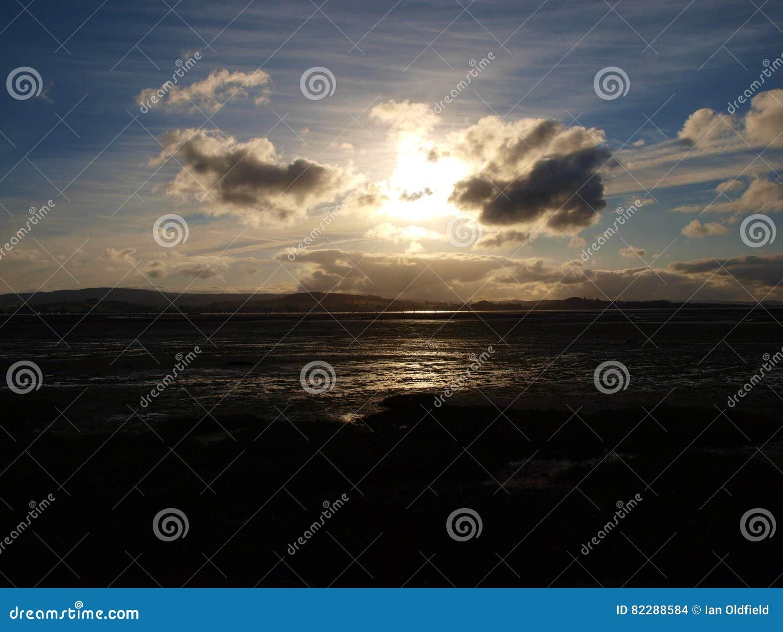 Ηλιοβασίλεμα Exmouth