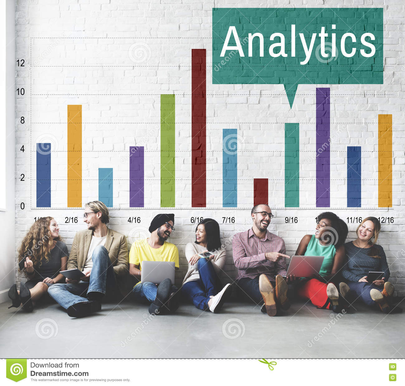 Η διορατικότητα ανάλυσης Analytics συνδέει την έννοια στοιχείων