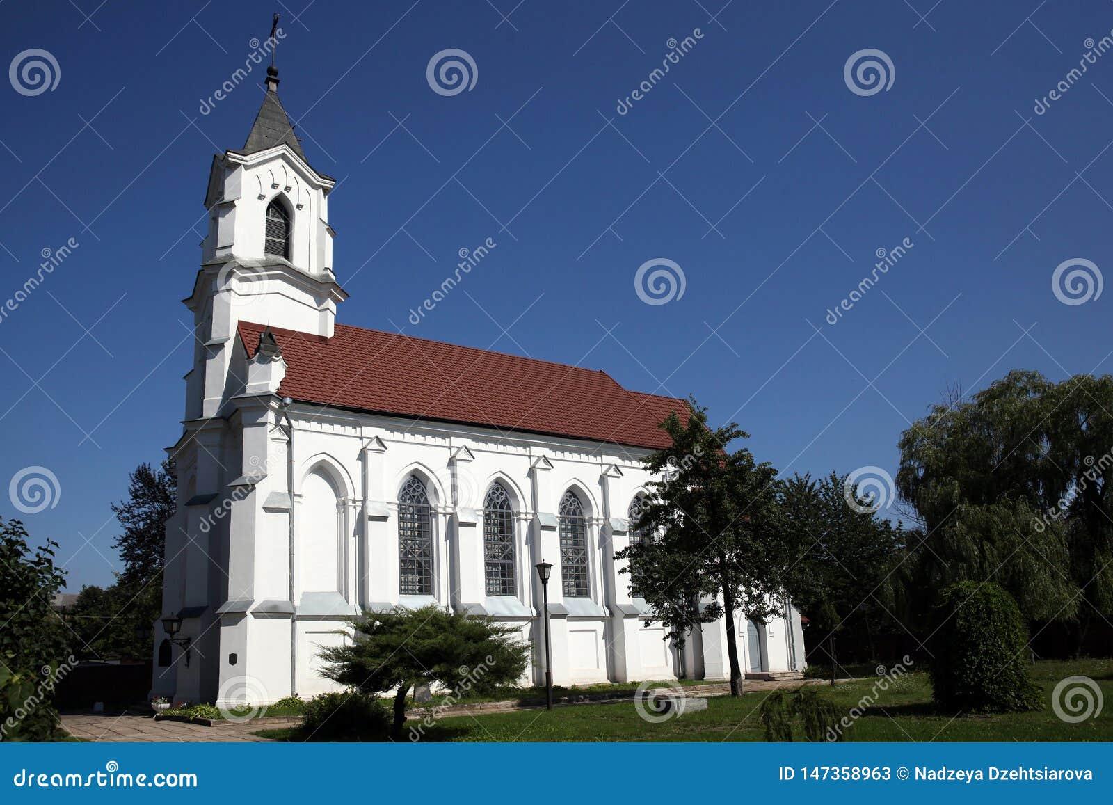 Η καθολική εκκλησία της ιερής τριάδας