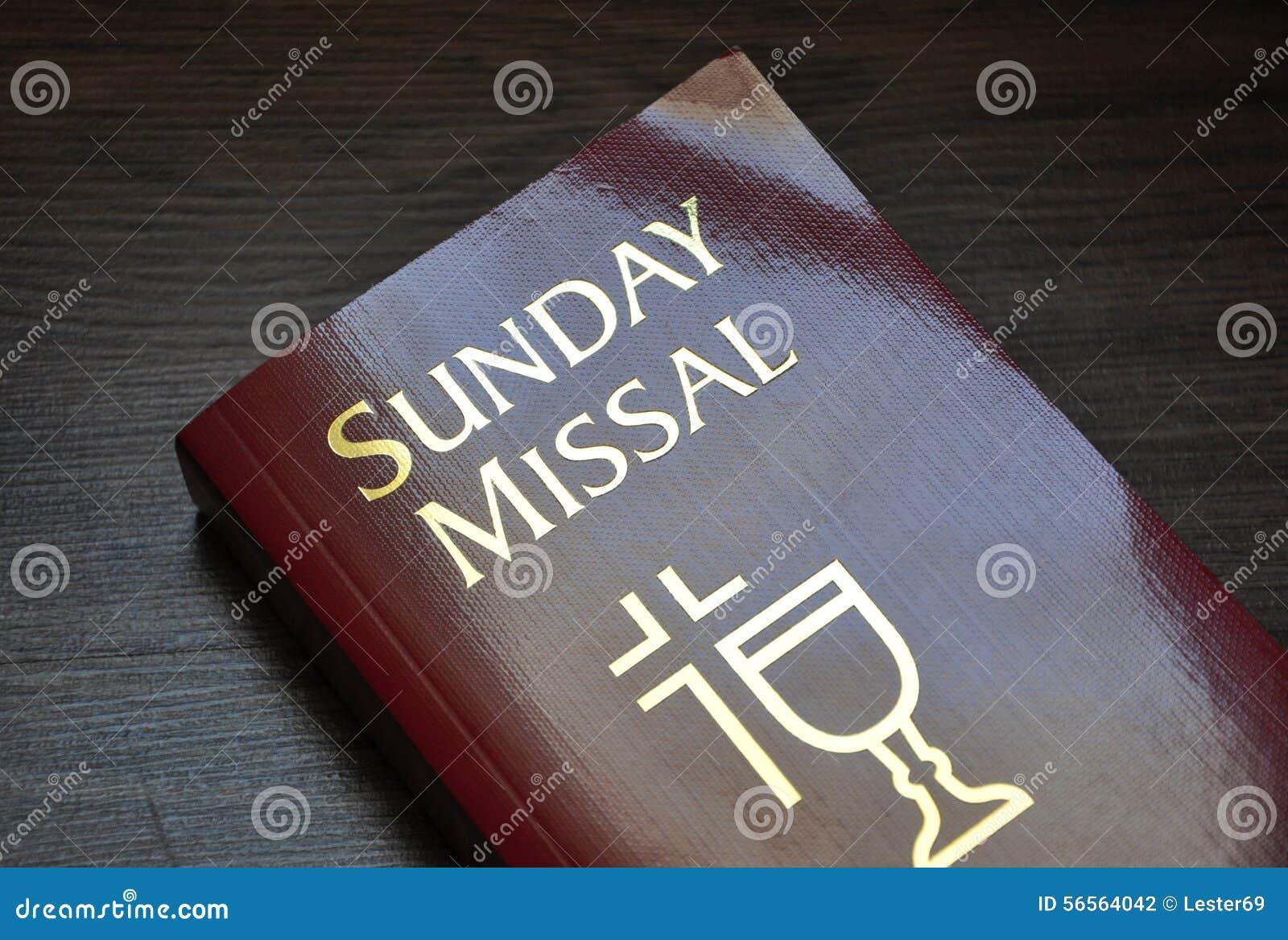 Download Η Κυριακή missal απεικόνιση αποθεμάτων. εικονογραφία από καθολικισμός - 56564042