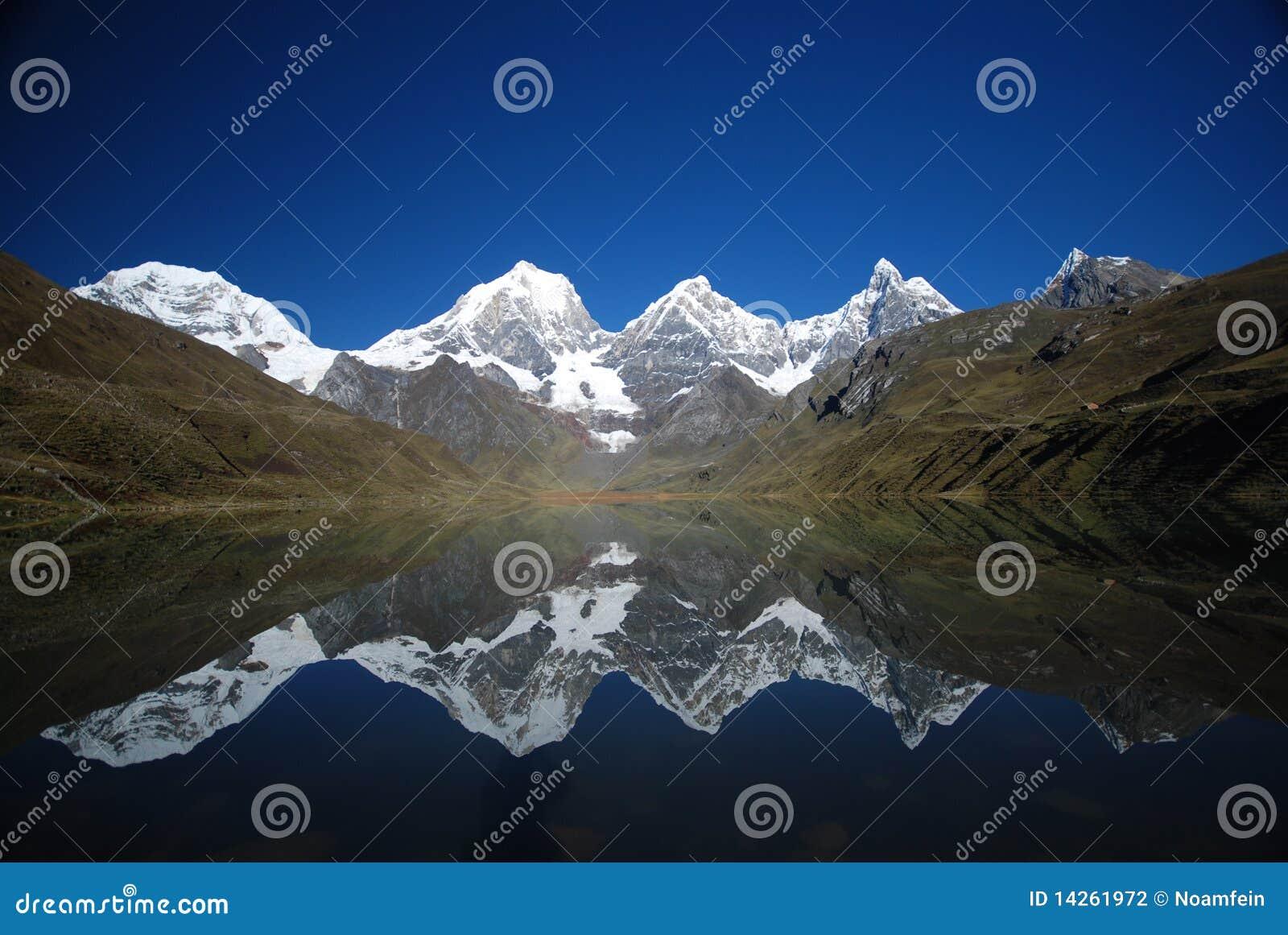 η λίμνη οξύνει το τέλειο χιό&
