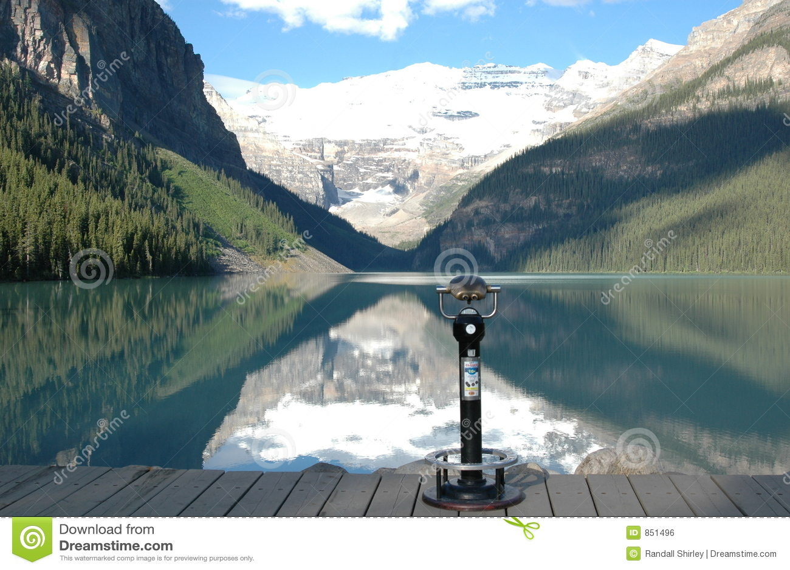 η λίμνη του Καναδά