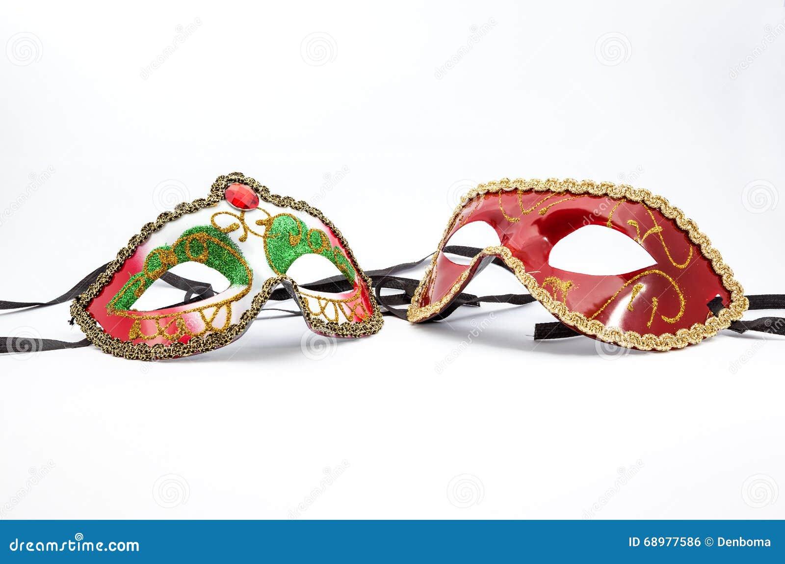 Η μάσκα καρναβαλιού