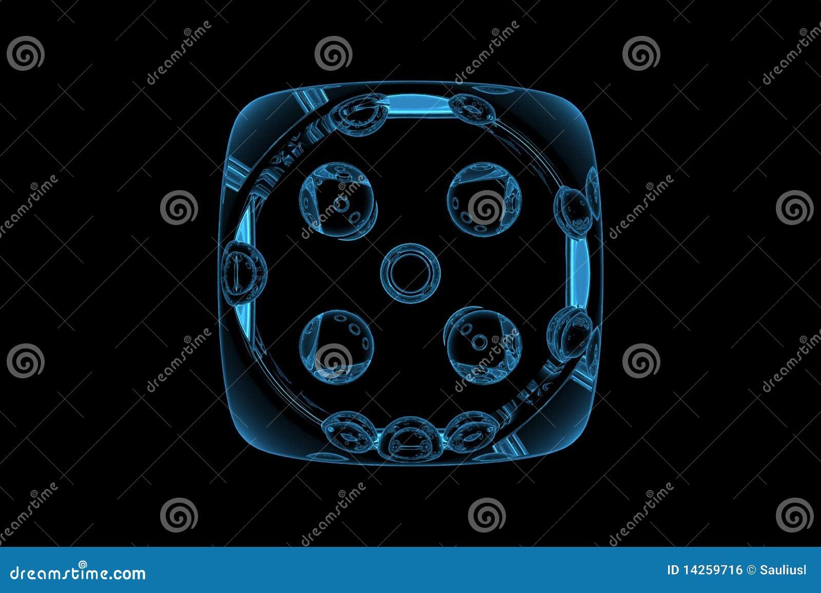 η μπλε χαρτοπαικτική λέσχ&e