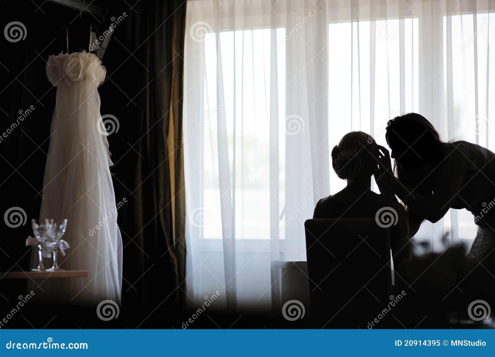 η νύφη καλλιτεχνών αποτελ&
