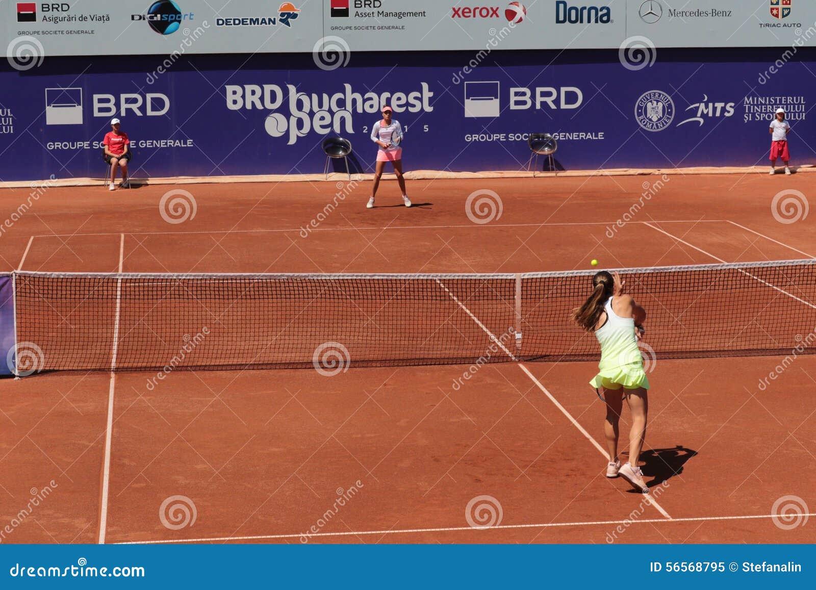 Download Η ΟΔΓ Βουκουρέστι ανοίγει το 2015 Εκδοτική εικόνα - εικόνα από ιόν, πρωταθλήματα: 56568795