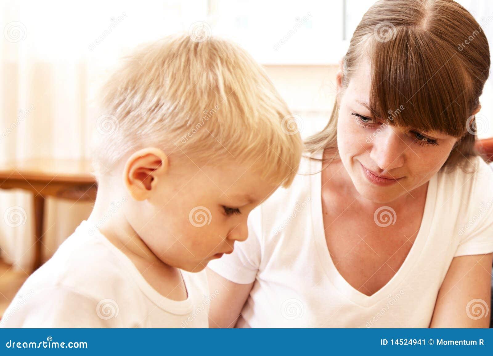 η ομιλία γιων μητέρων της
