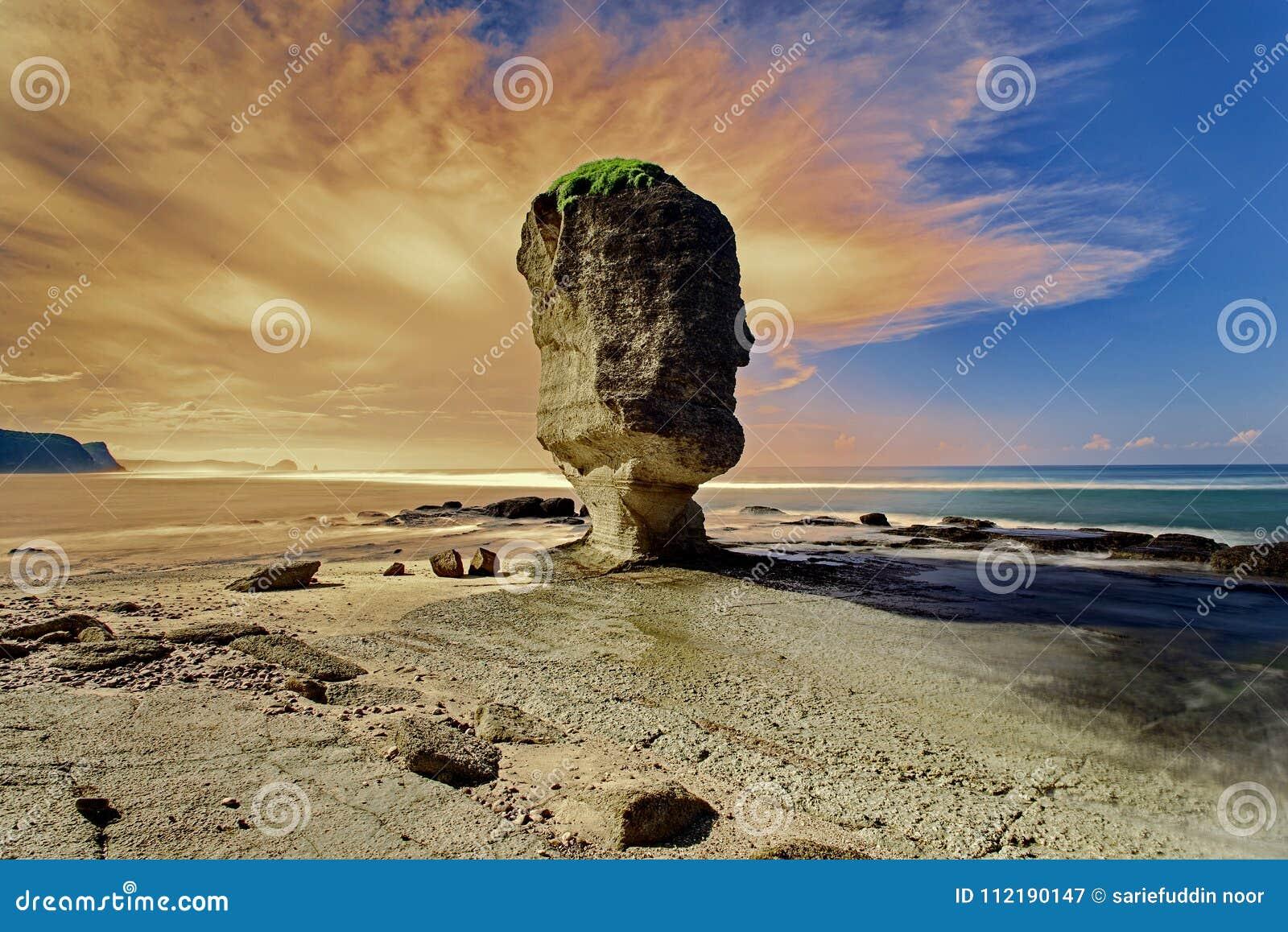Η πέτρα ομπρελών