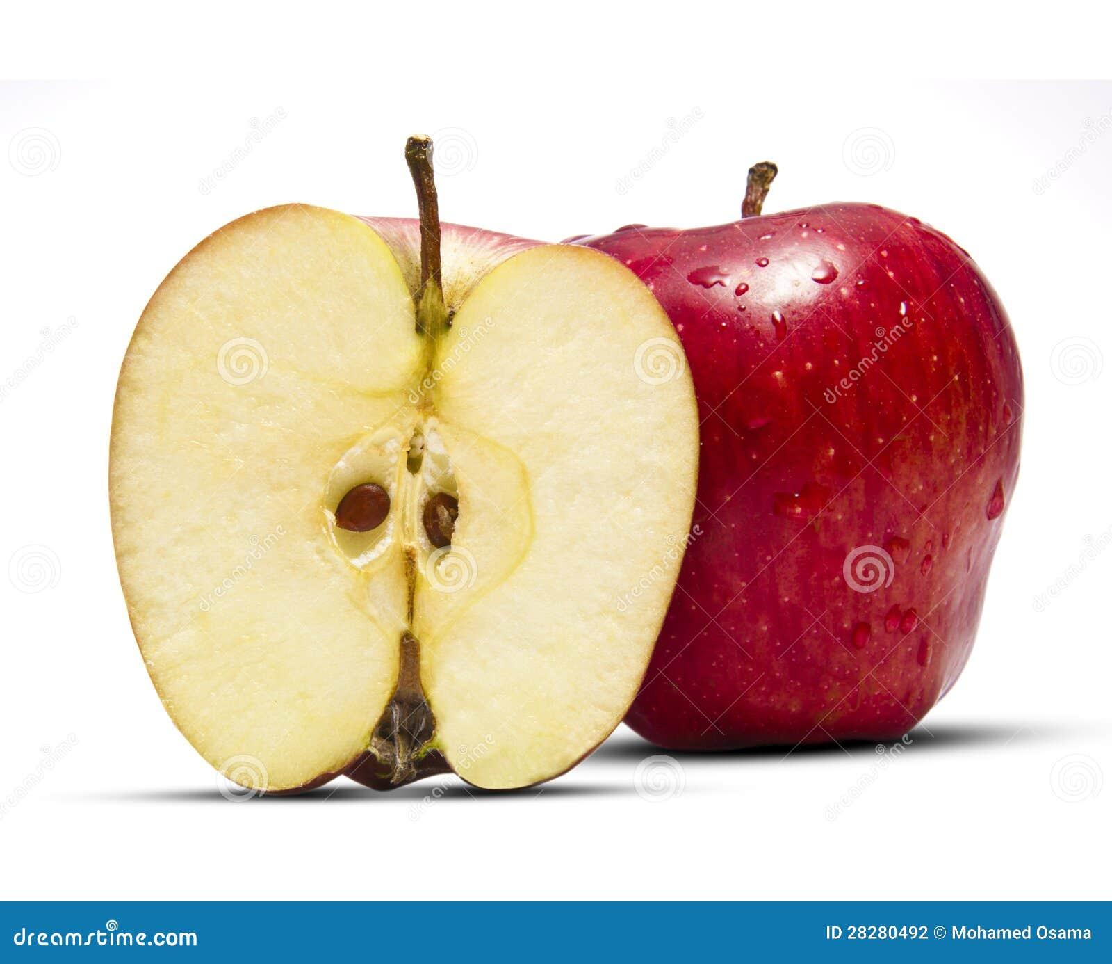 Η πλήρης & μισή Apple