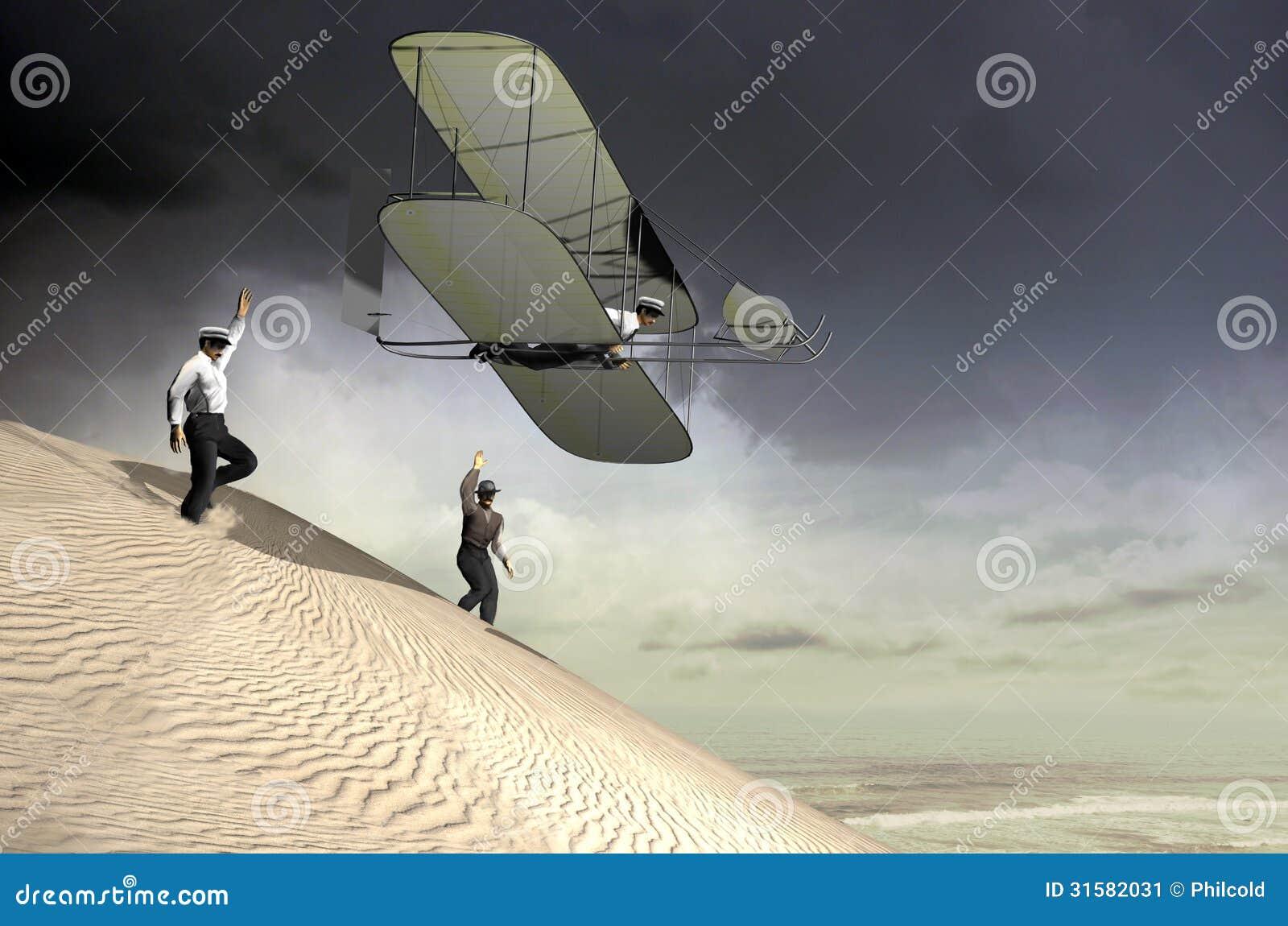 Η πρώτη πτήση