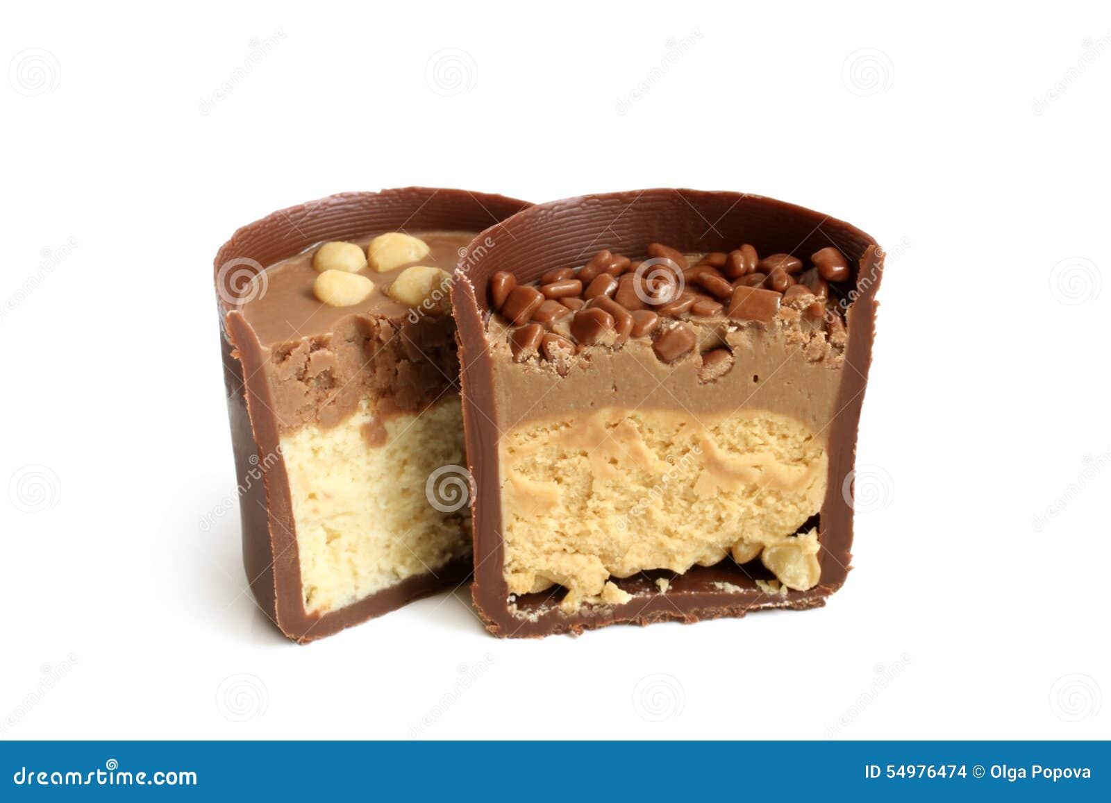 η σοκολάτα απομόνωσε το &g
