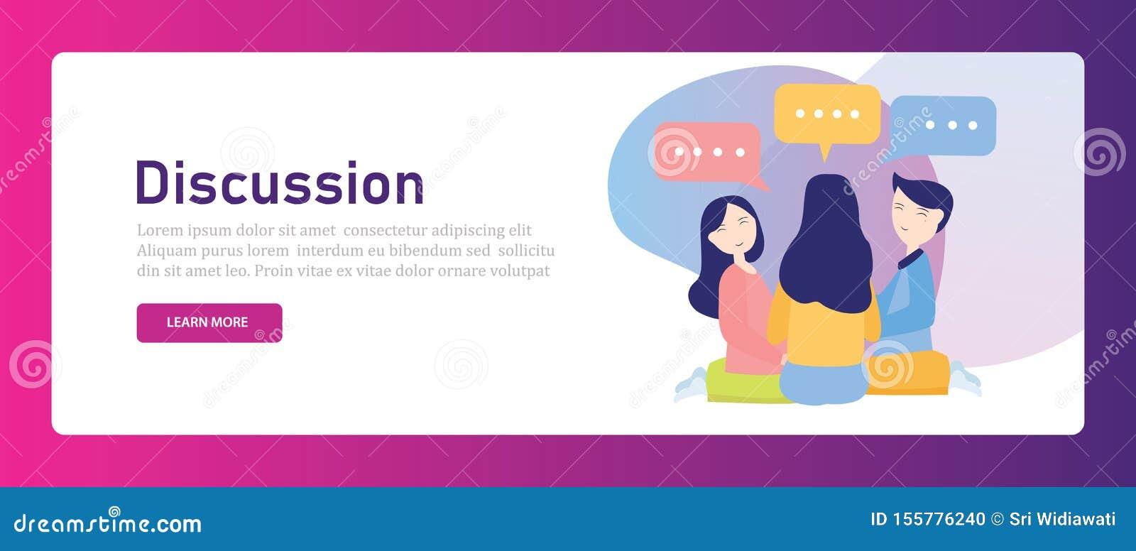 Η συζήτηση μεταξύ του φίλου ή των συναδέλφων μιλά το κουτσομπολιό  brainstorming  συναδέλφων που έχει τη συνομιλία μαζί άνδρα-γυν