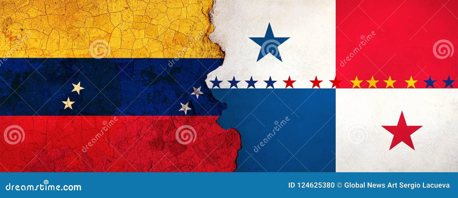η τρισδιάστατη απεικόνιση για τους της Βενεζουέλας μετανάστες που φεύγουν στον Παναμά ως οικονομική/πολιτική κρίση επιδεινώνεται
