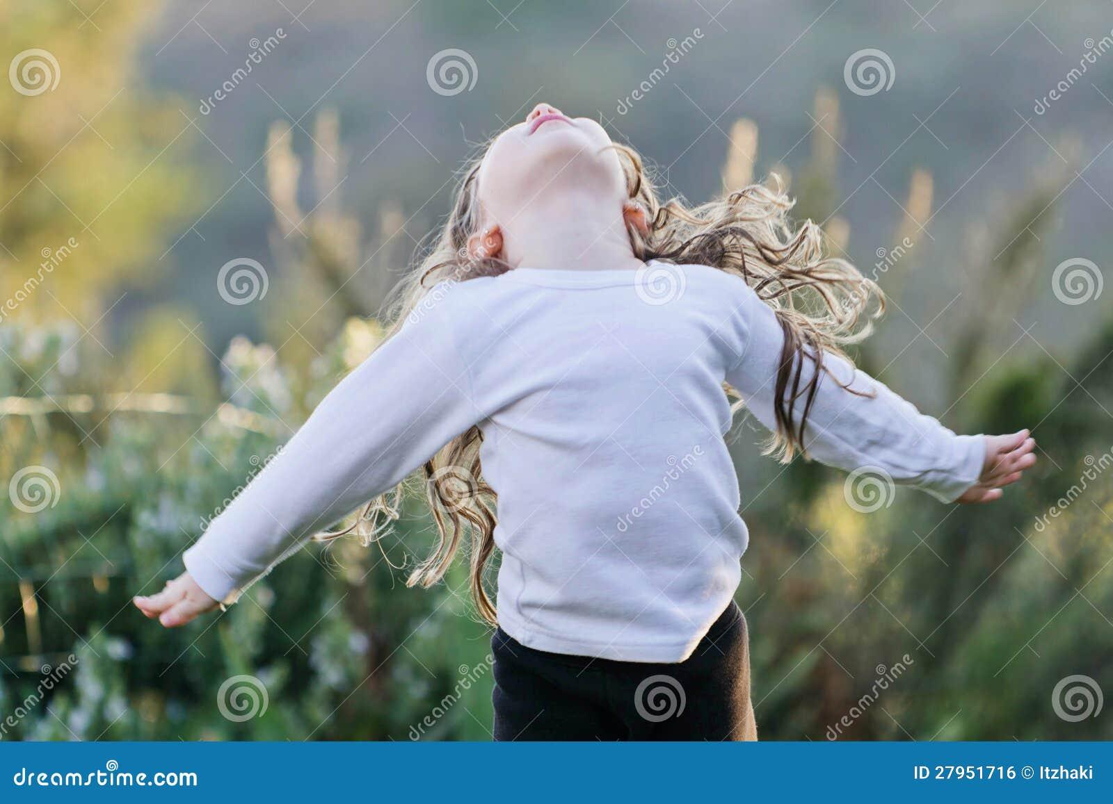 Η χαρά ενός παιδιού