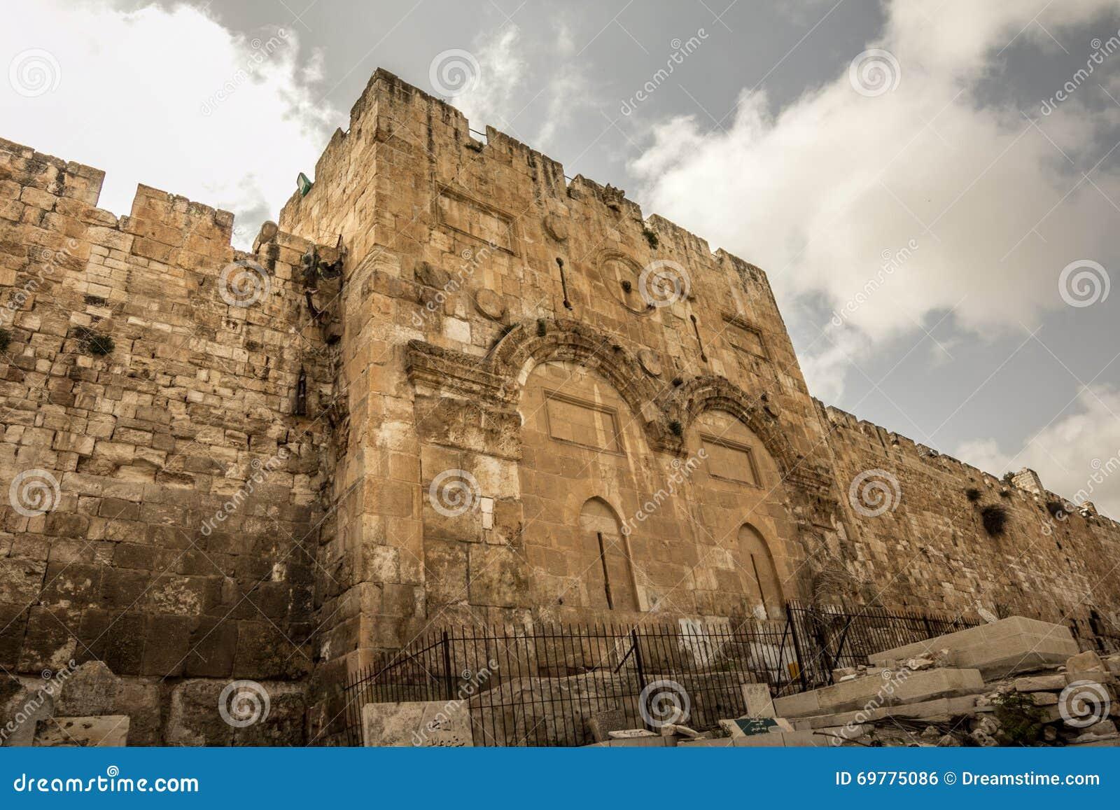 Η χρυσή πύλη, Ιερουσαλήμ, Ισραήλ