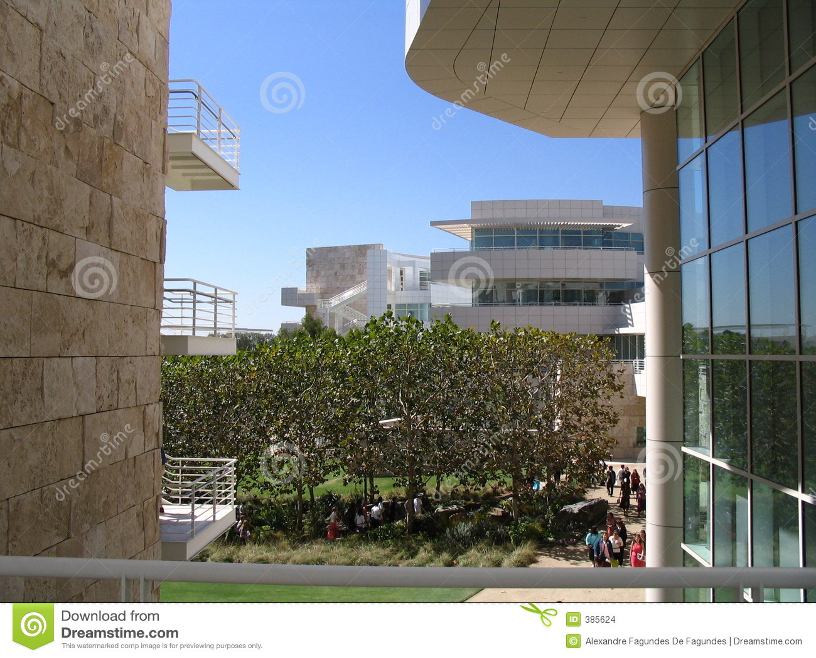 η Angeles καλλιεργεί getty μουσείο Los