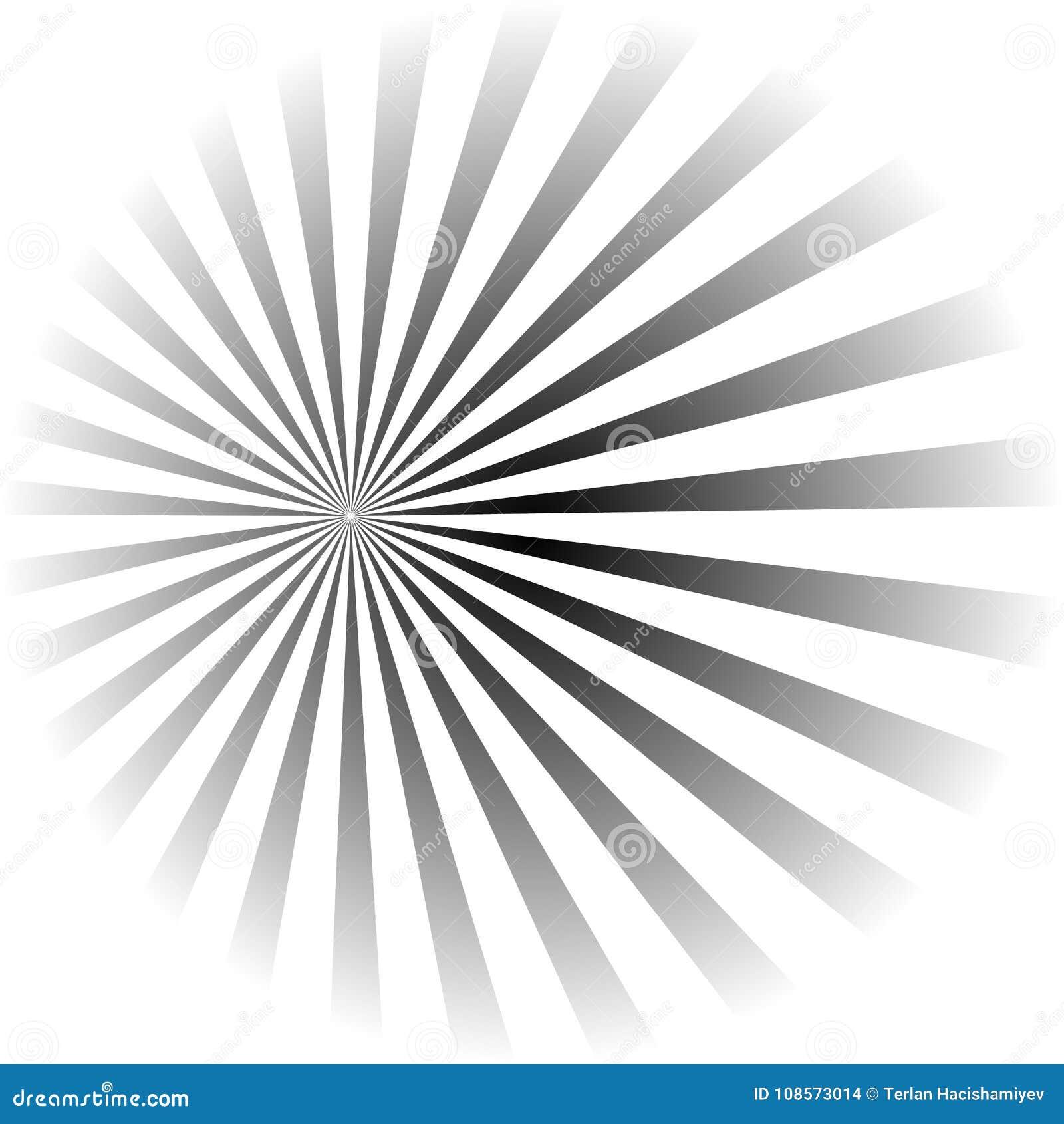 Η Psychedelic σπείρα με τις ακτινωτές ακτίνες, twirl, έστριψε την κωμική επίδραση, υπόβαθρα δίνης