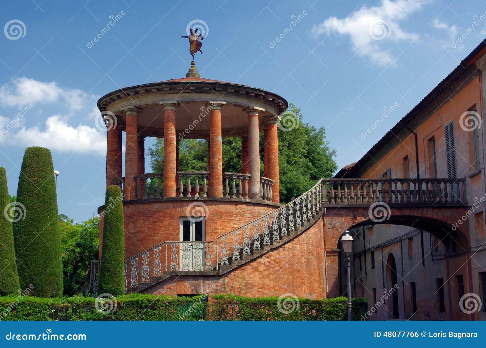 Η Rotunda Rossi, Faenza, Ιταλία