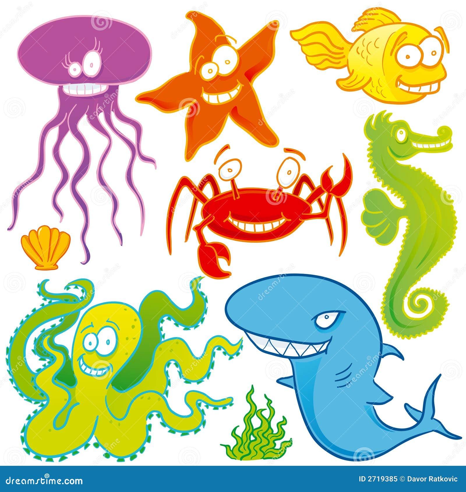 θάλασσα ζώων