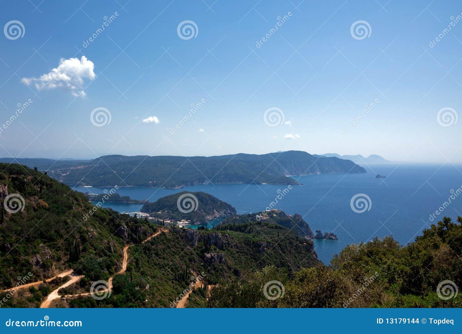 θάλασσα τοπίων