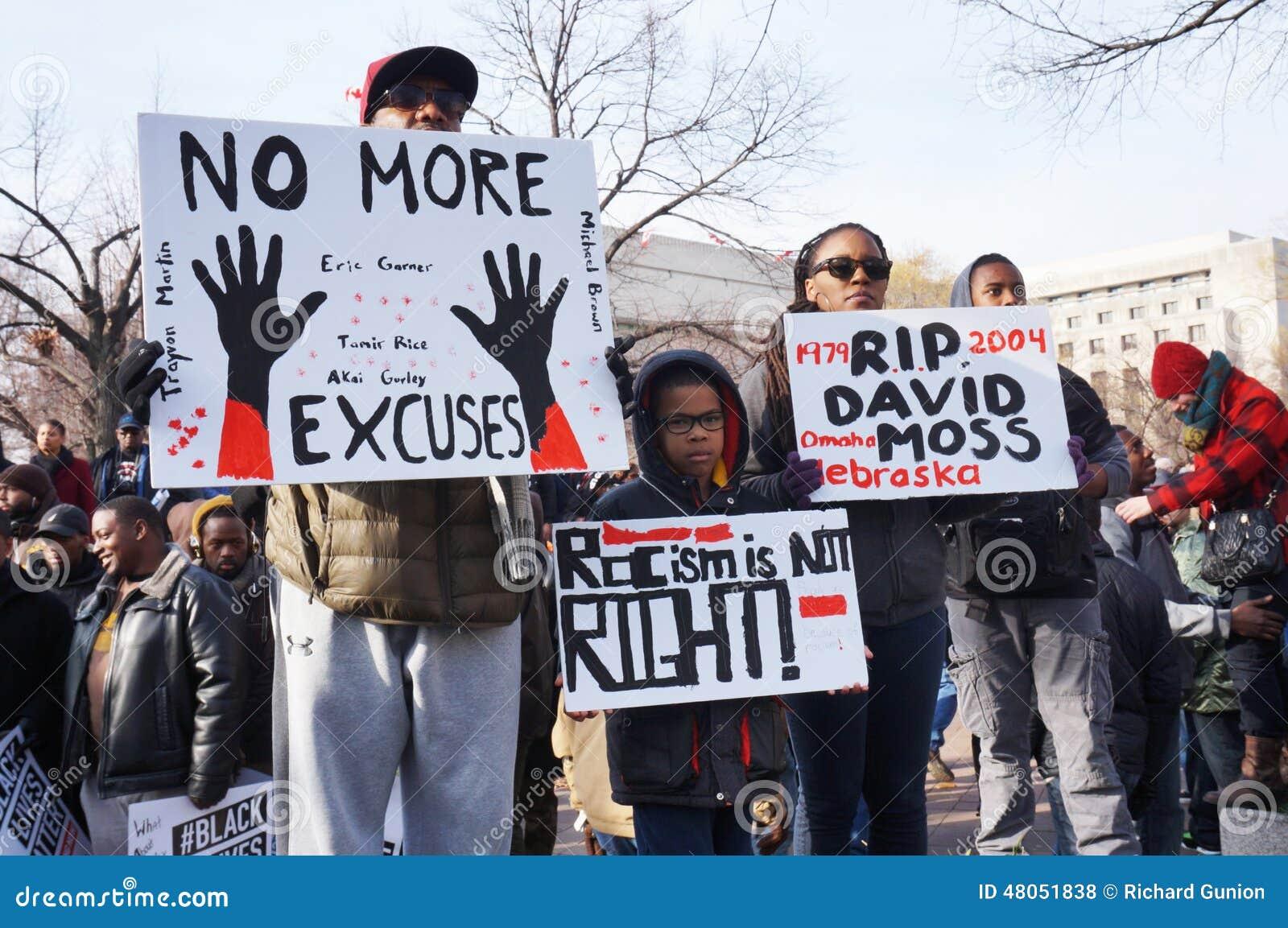 Θάνατοι των μαύρων