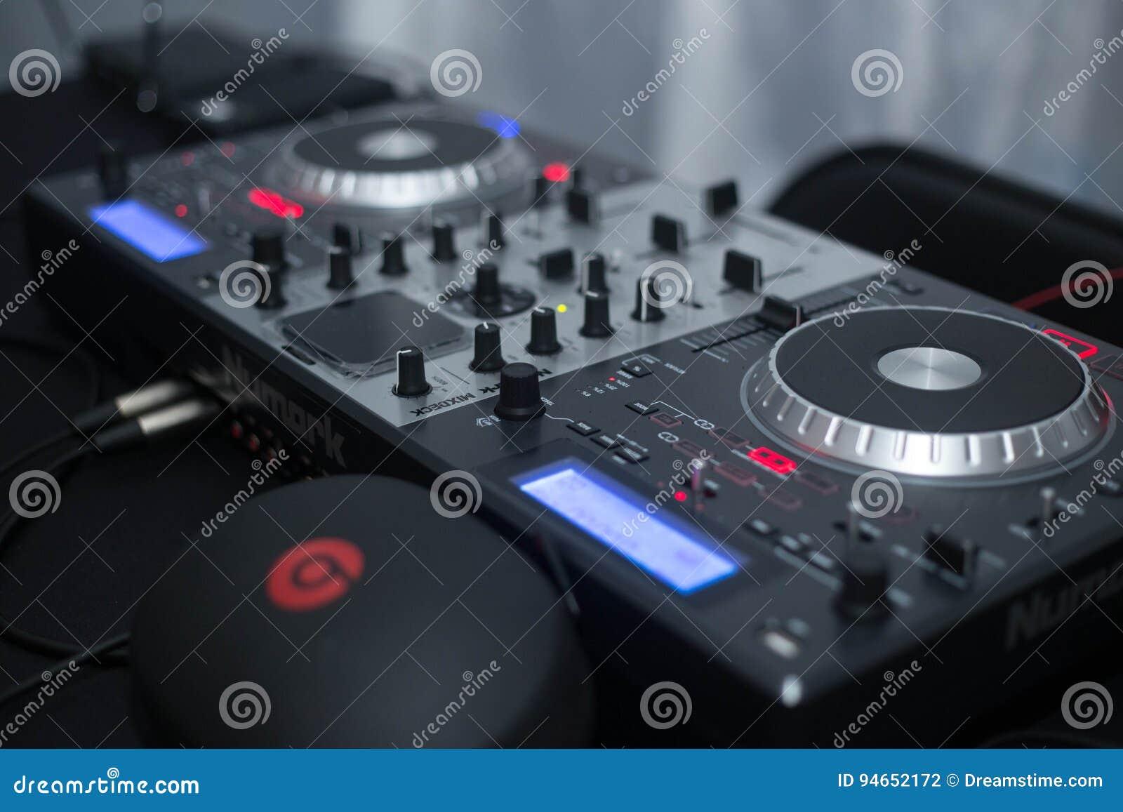 Θάλαμος του DJ