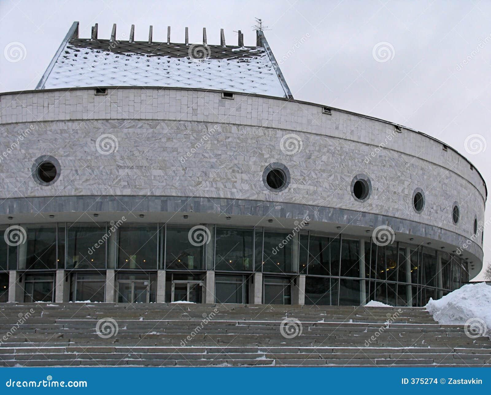 θέατρο σφαιρών