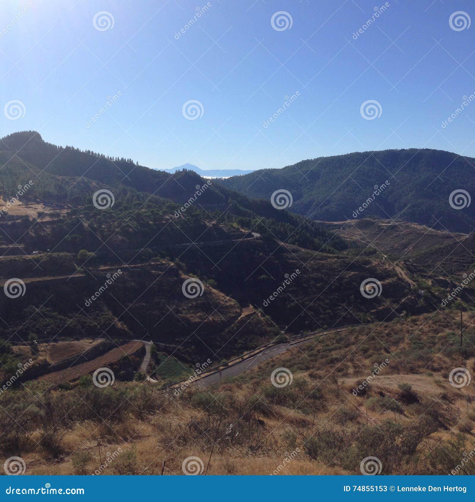 Θέα βουνού