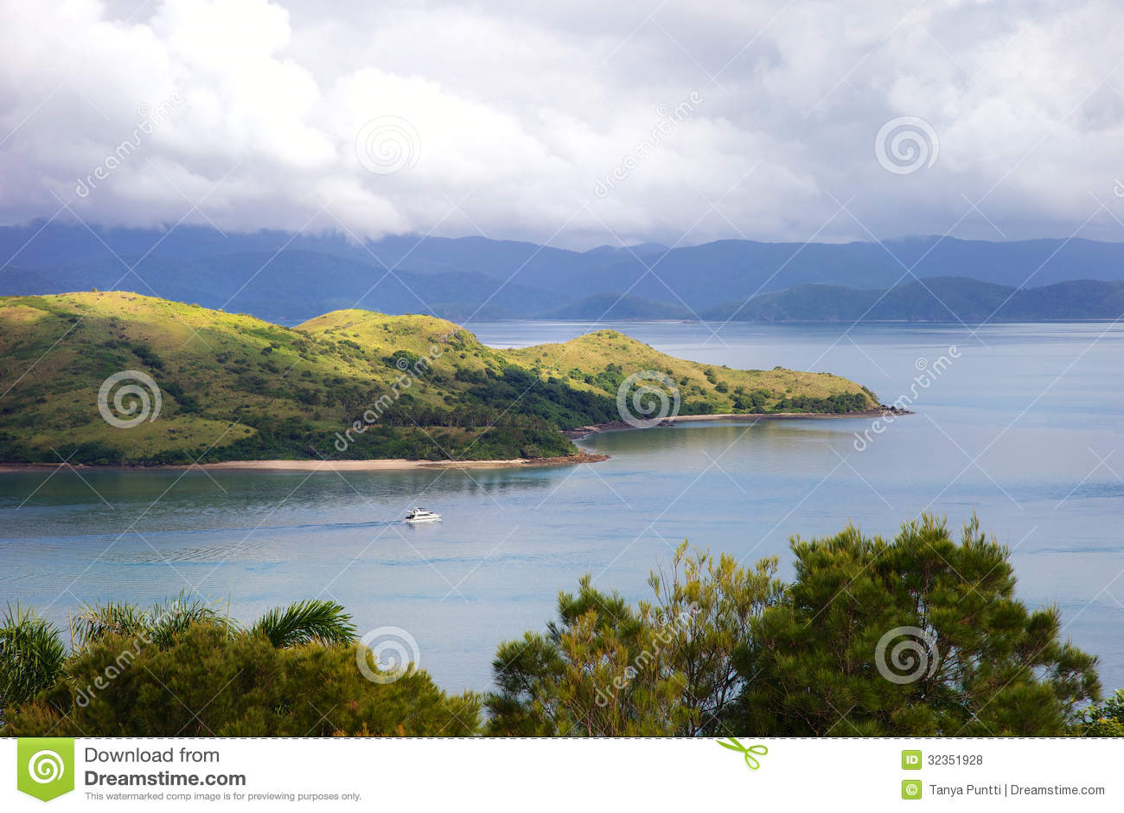 Θέρετρο Whitsundays νησιών του Χάμιλτον