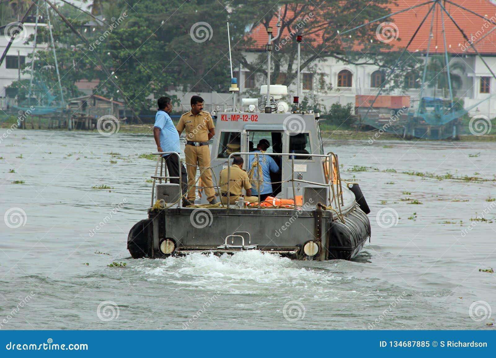 Θαλάσσια ακτοφυλακή Kochi