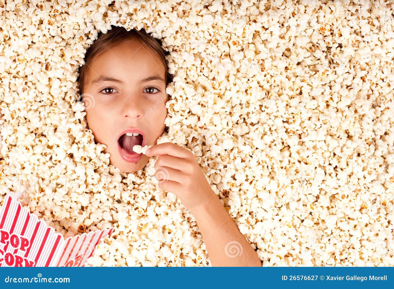 Θαμμένος popcorn