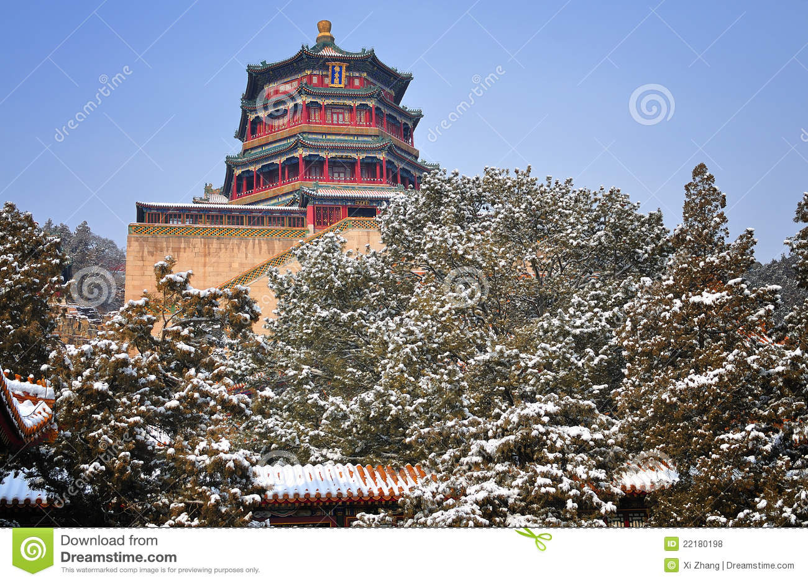 Θερινό παλάτι του Πεκίνου