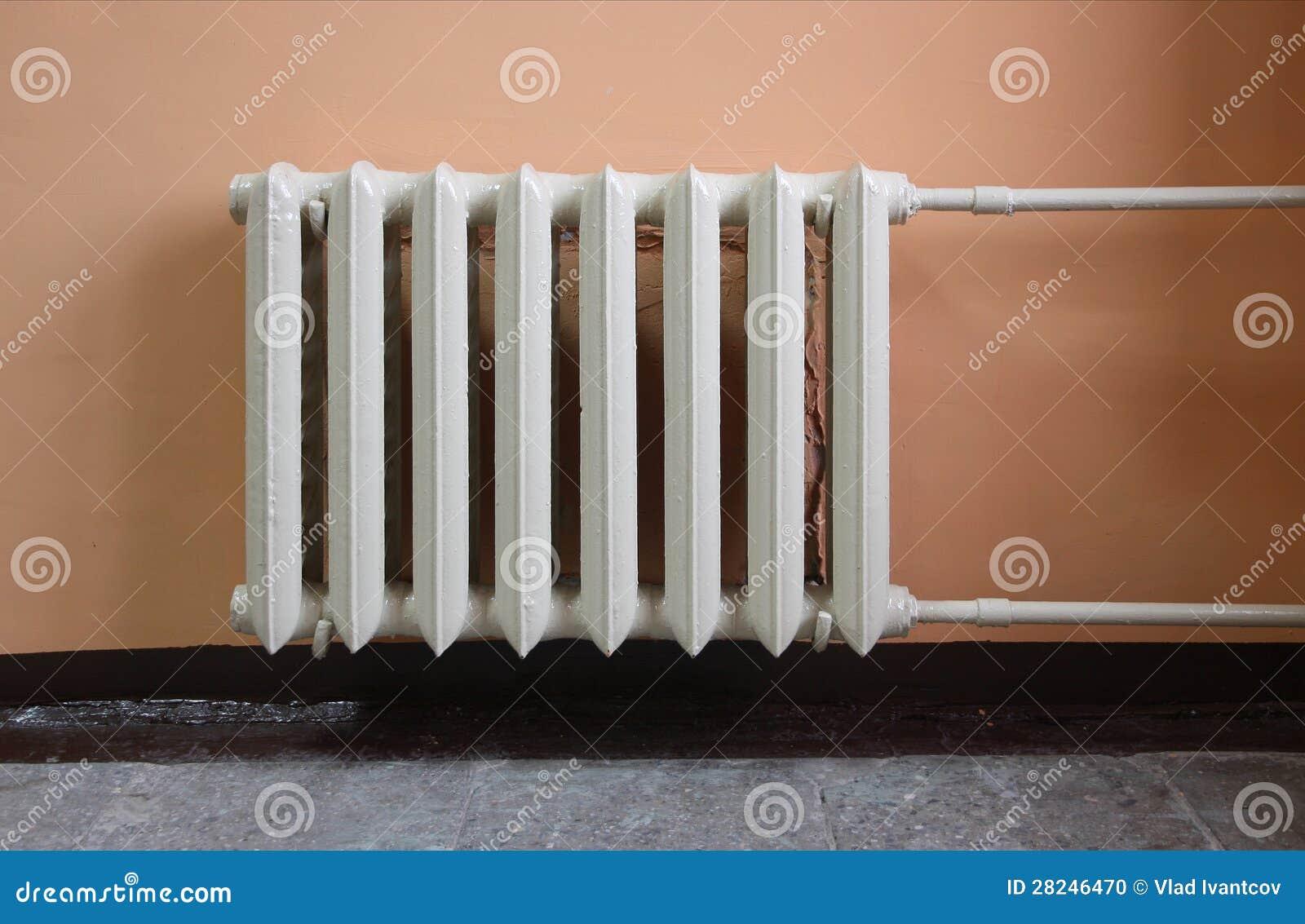Θερμαντικό θερμαντικό σώμα.