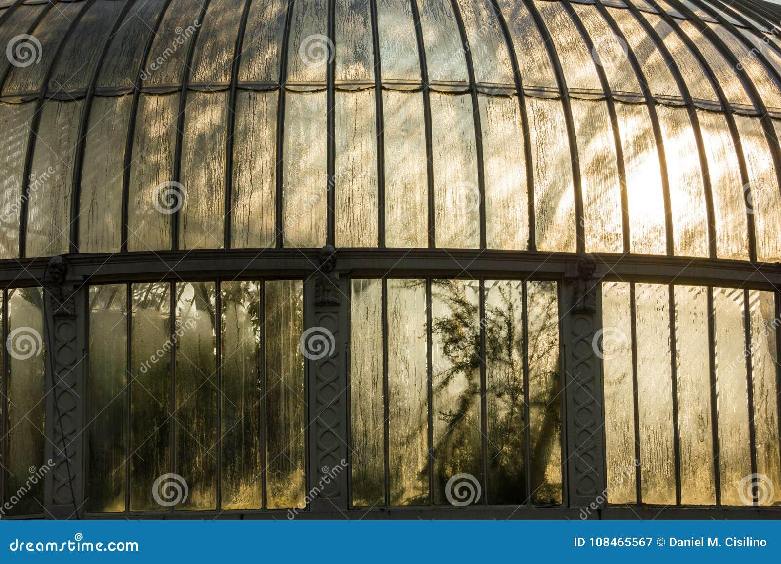 θερμοκήπιο Εθνικοί βοτανικοί κήποι Δουβλίνο Ιρλανδία